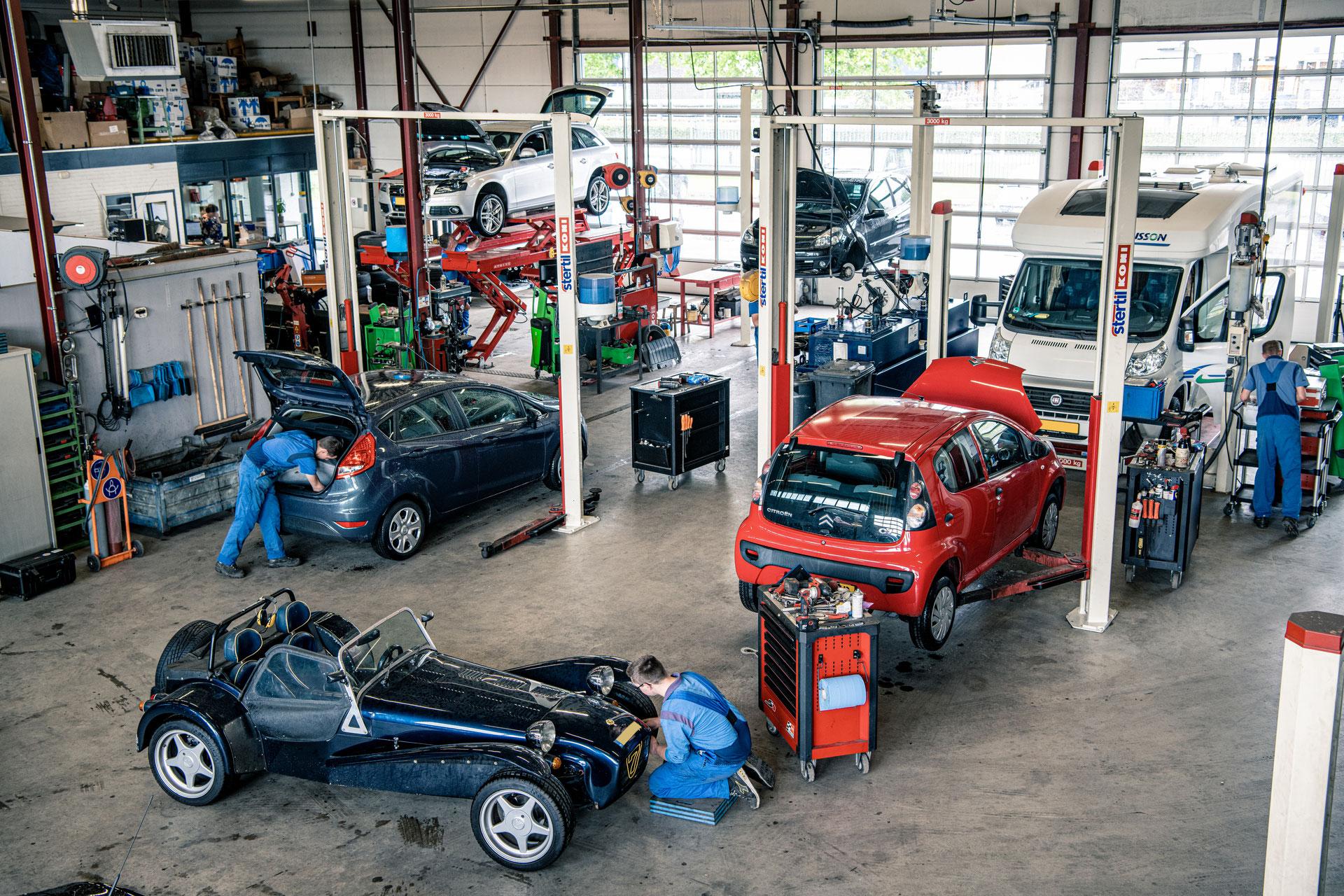 Garage Ter Veen : Informatie garage ter veen snelservice