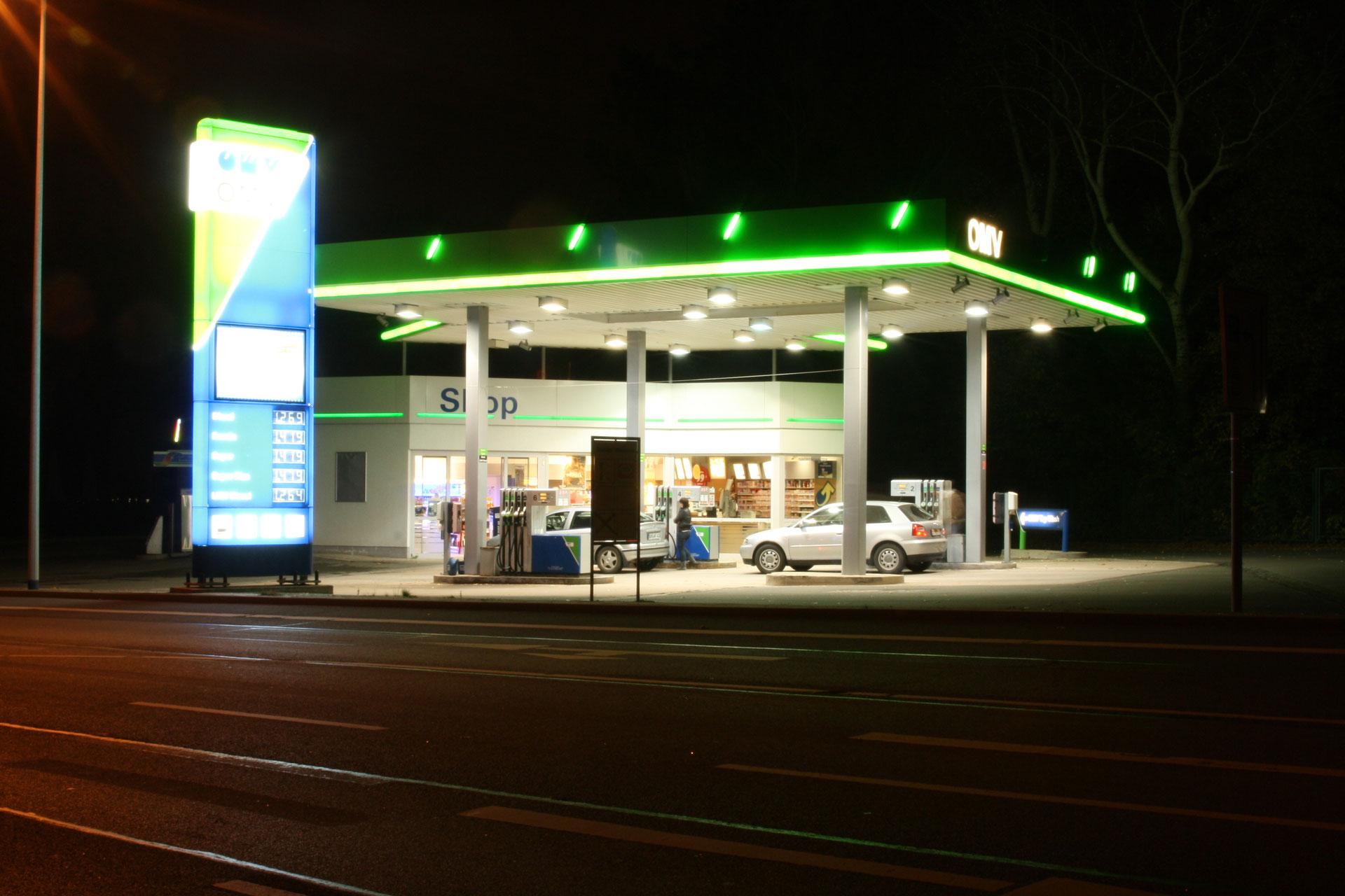 Erfurt Tankstelle