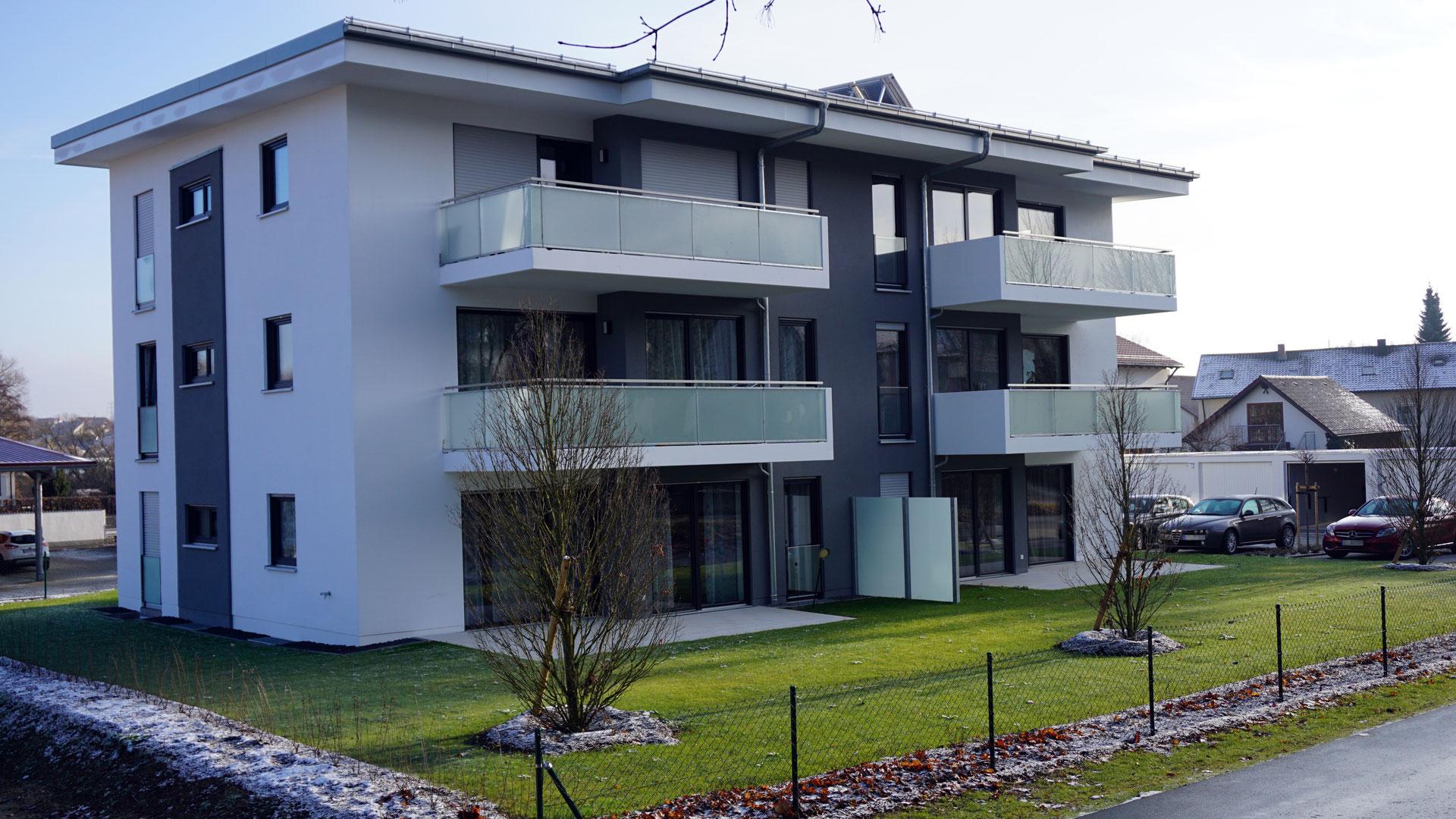 Wohnen an der hammergutstr in k mmersbruck ihr - Architekt amberg ...