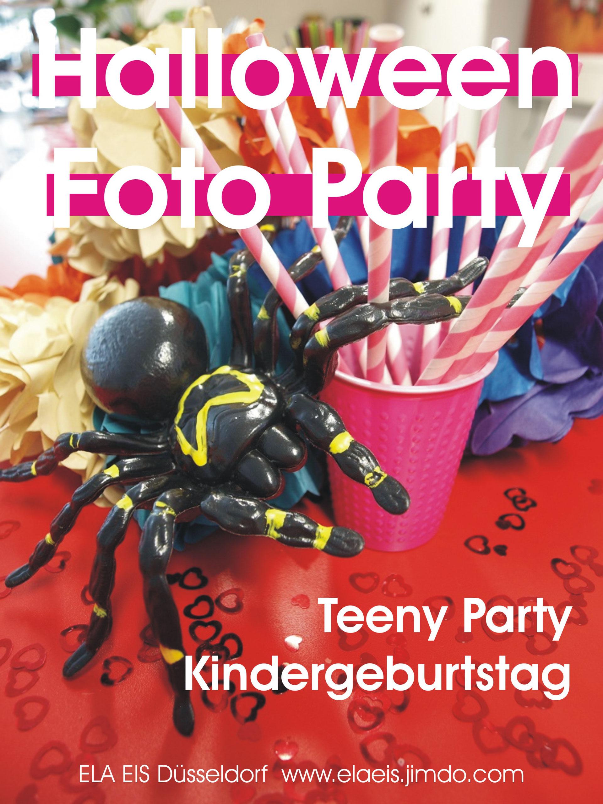 Halloween Kindergeburtstag.Kindergeburtstag Dusseldorf Halloween Geisterparty