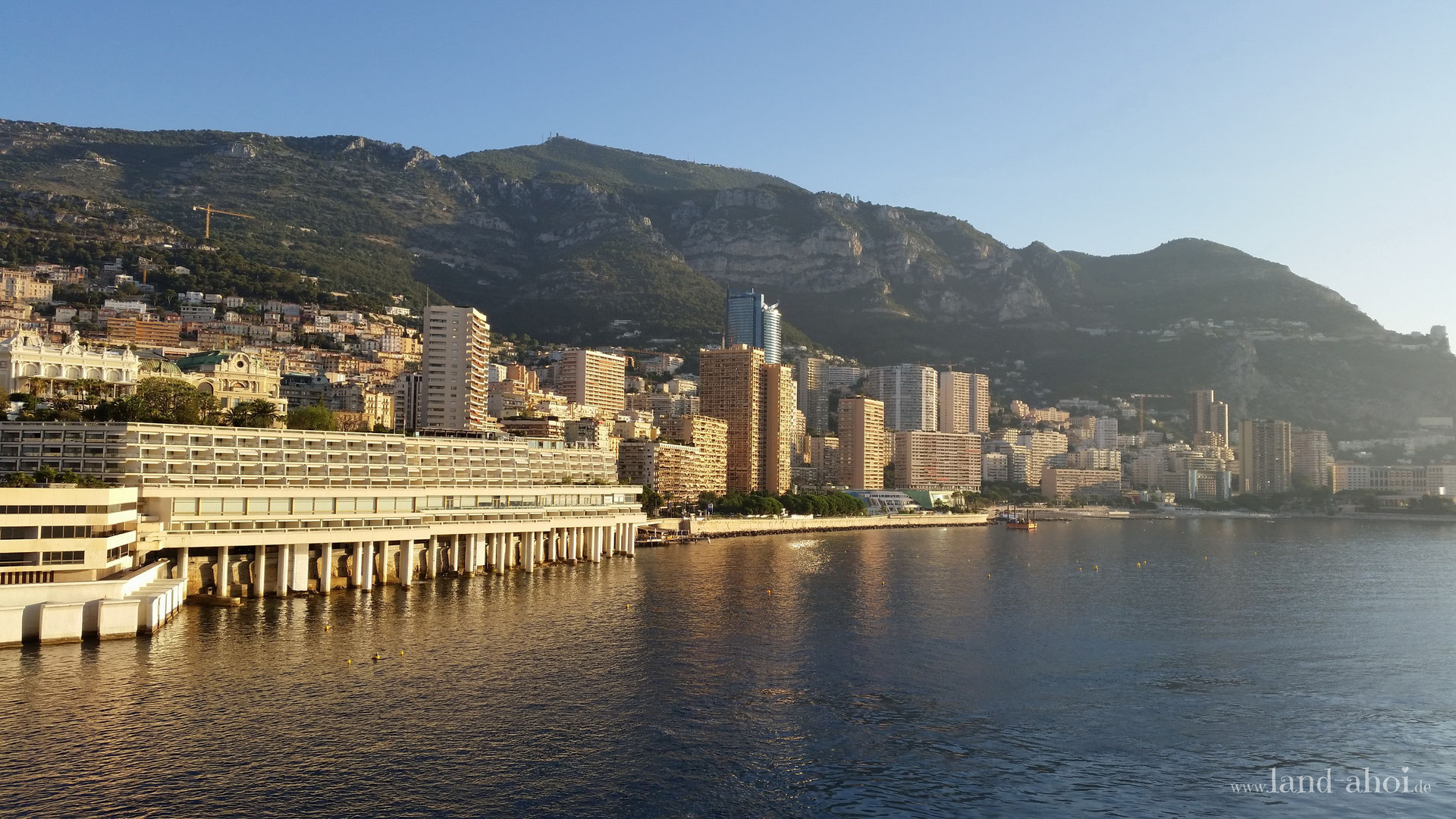Monaco kreuzfahrt hafeninfos ausfl ge auf eigene - Europcar puerto de la cruz ...