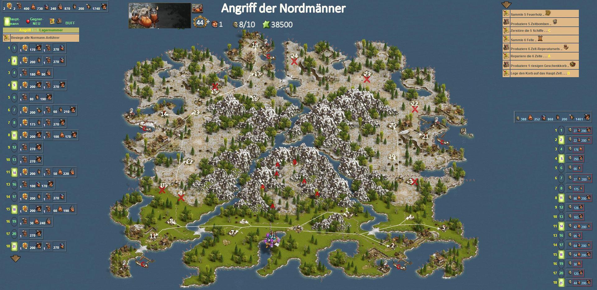 Angriff Der Nordmänner