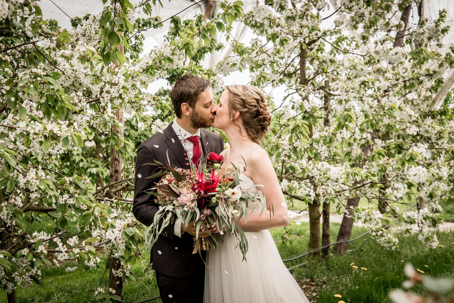 kapper en visagie bruiloft