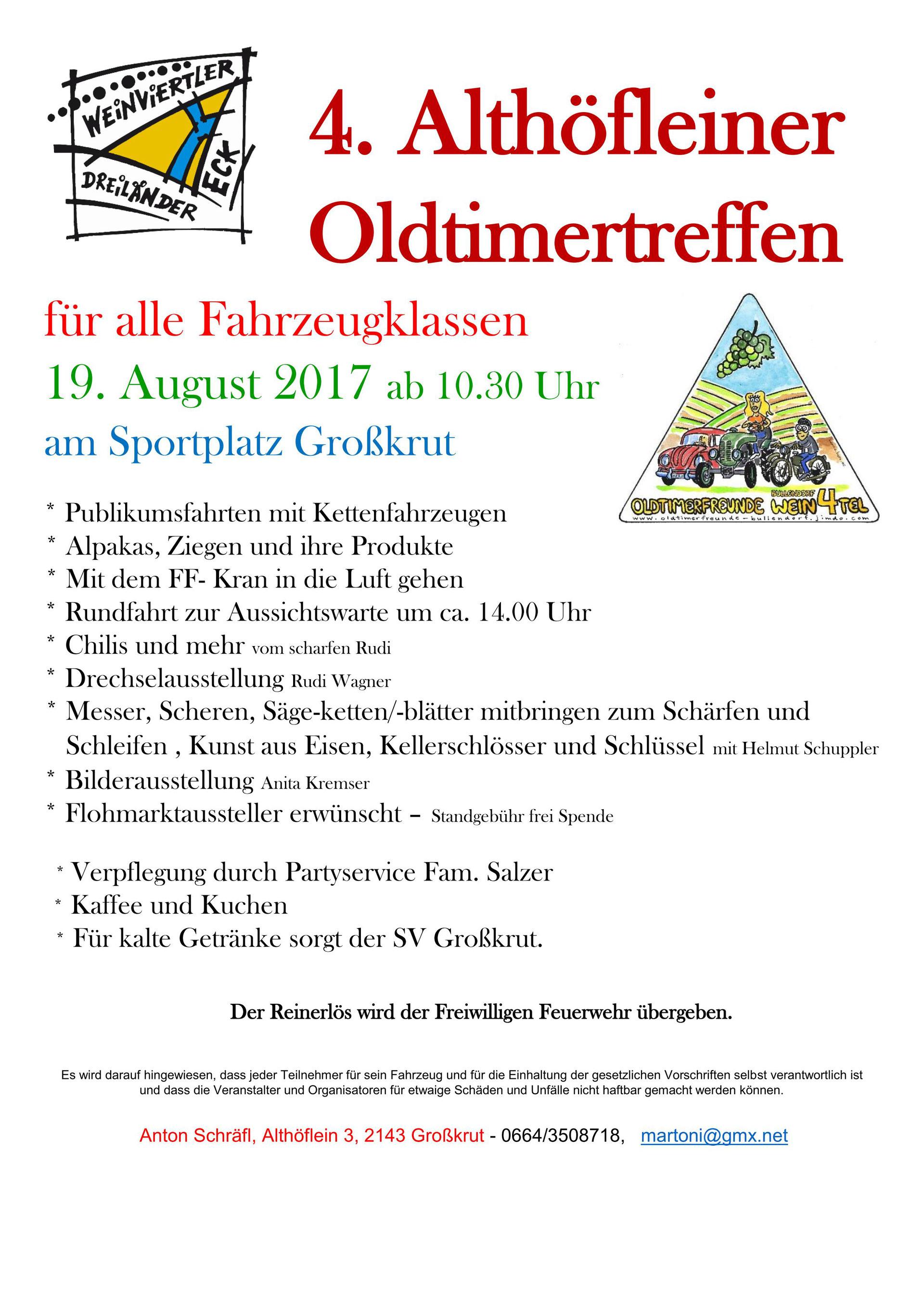 40 Jahre Musikverein Hohenau/March - Oldtimerplattform Weinviertel ...