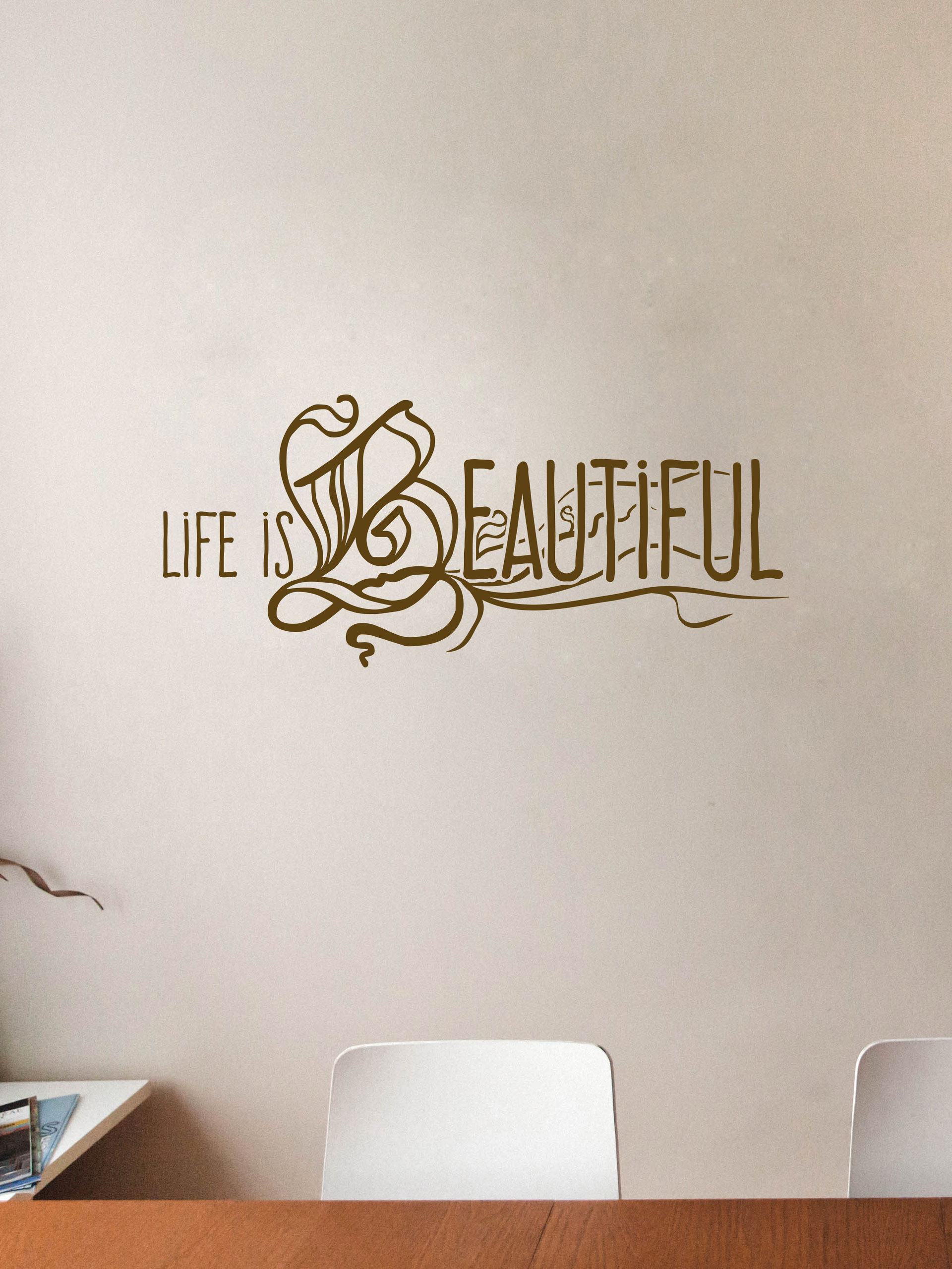 Large Wall Art Quotes