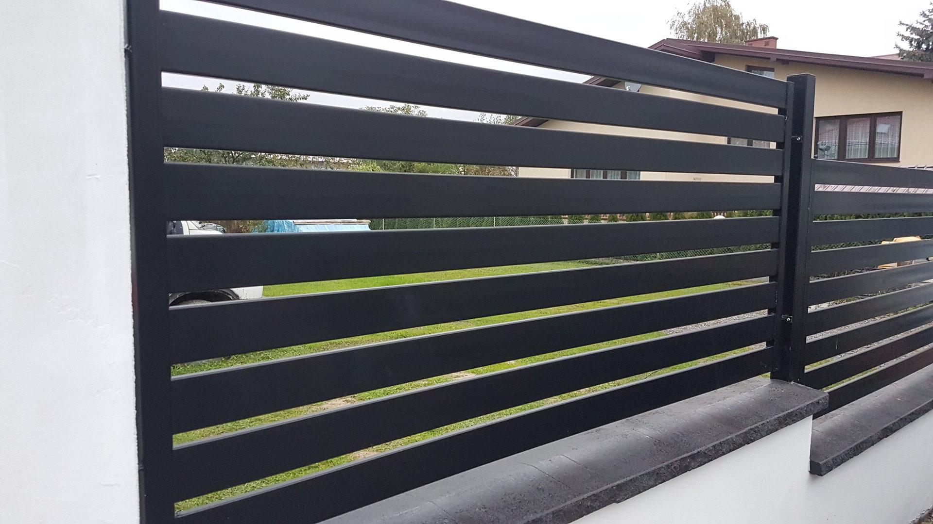 Topnotch Balustrady, bramy, ogrodzenia, konstrukcje stalowe - Automatyka BL99