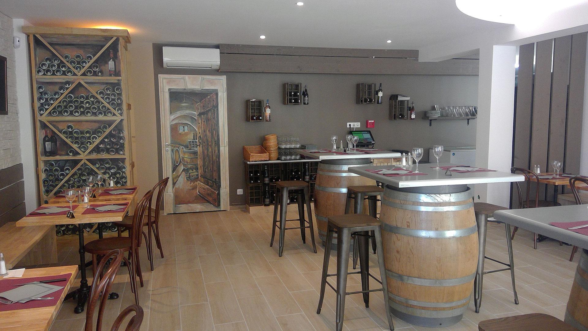 agencement restaurants decoration interieur et exterieur. Black Bedroom Furniture Sets. Home Design Ideas