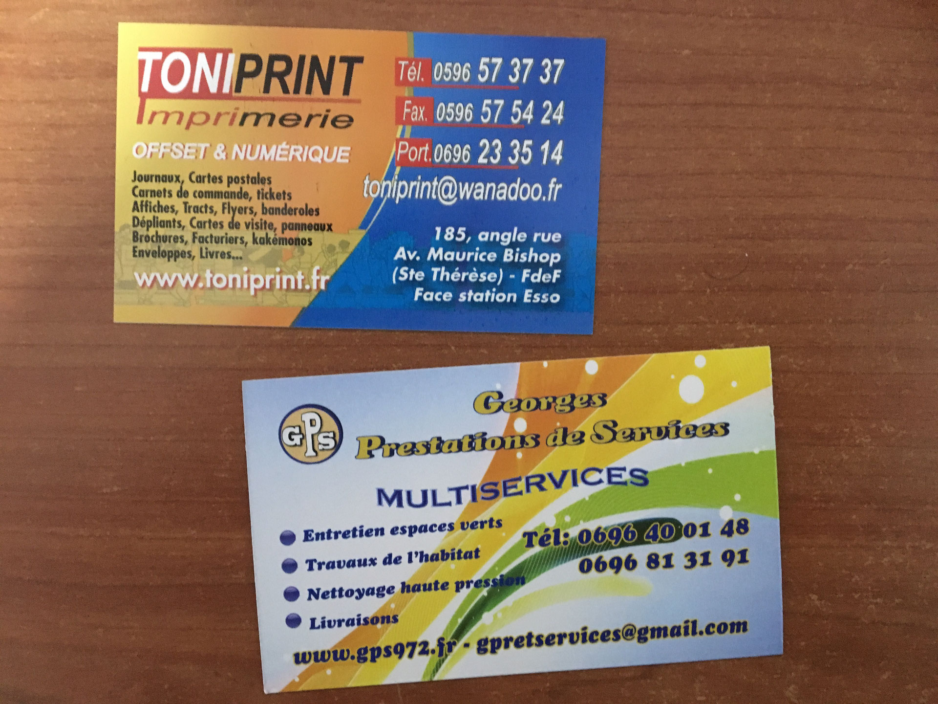 81 Carte De Visite Performante