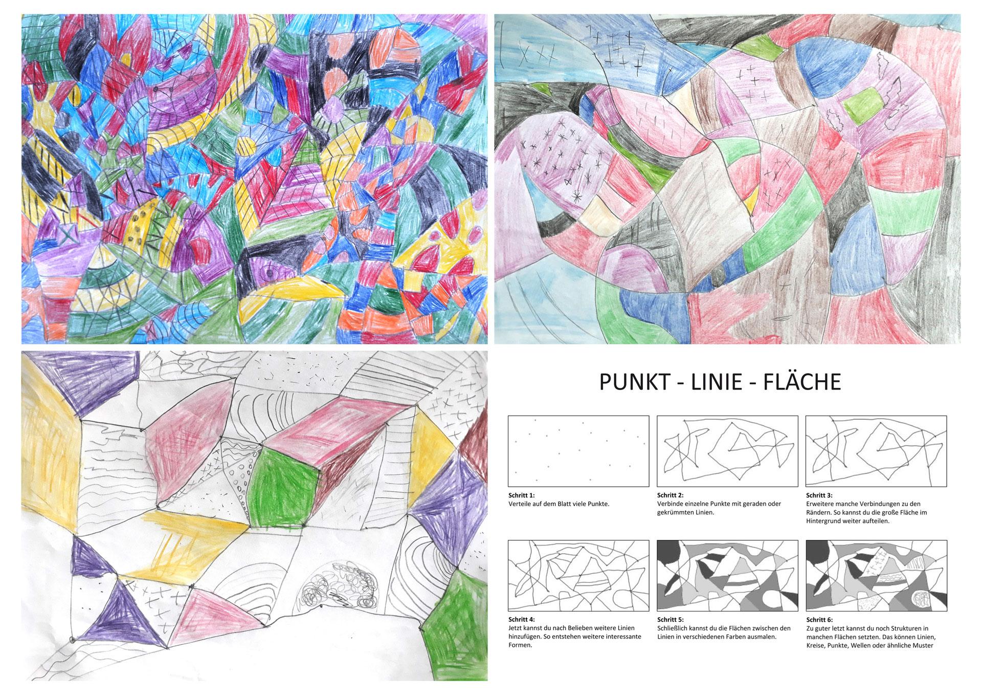 Kunst Schulerarbeiten Offizielle Homepage Der Kreuzsteinschule Stuttgart