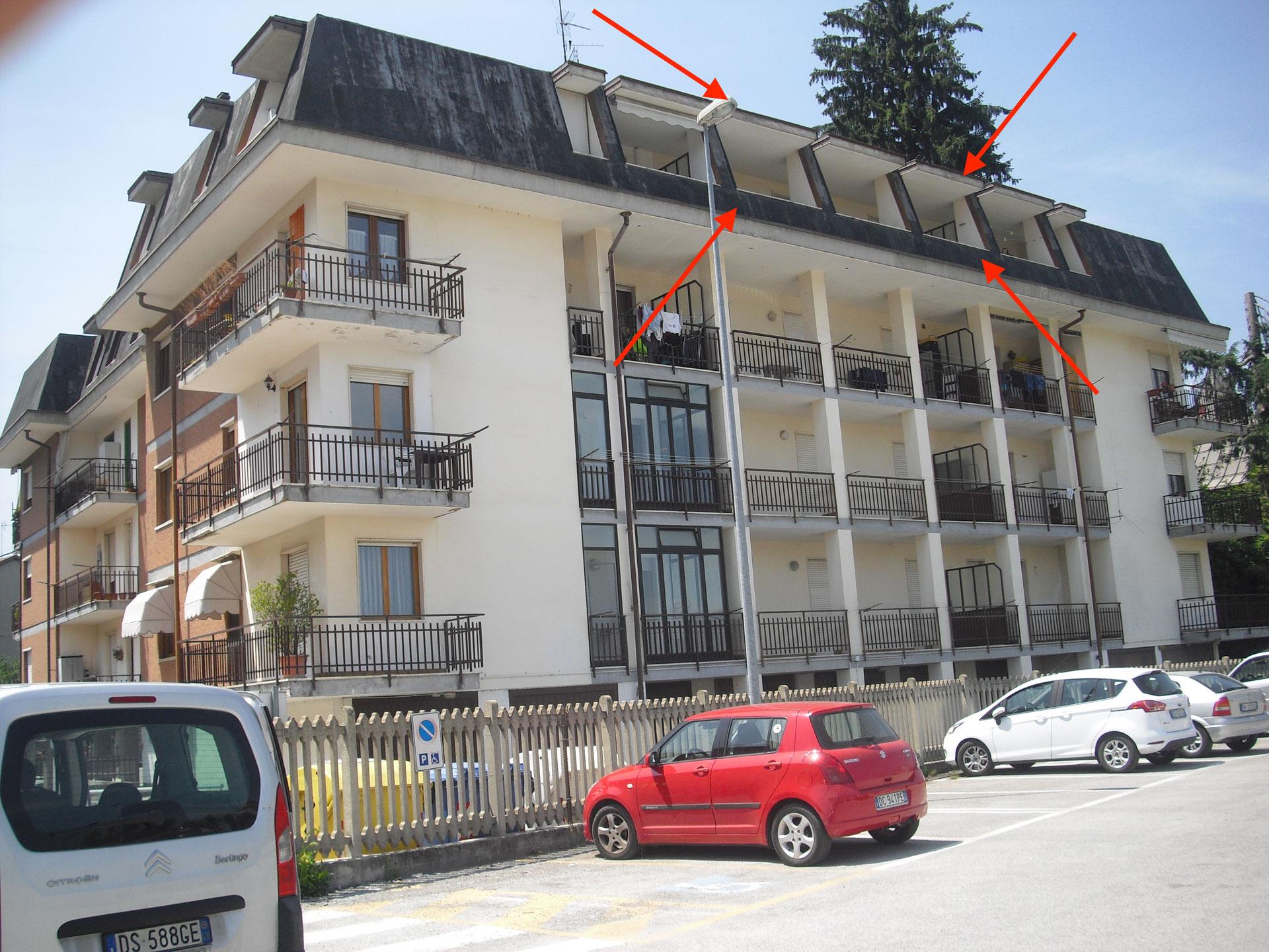 A roccavione privato vende appartamento con autorimessa e for Consulenza architetto gratuita