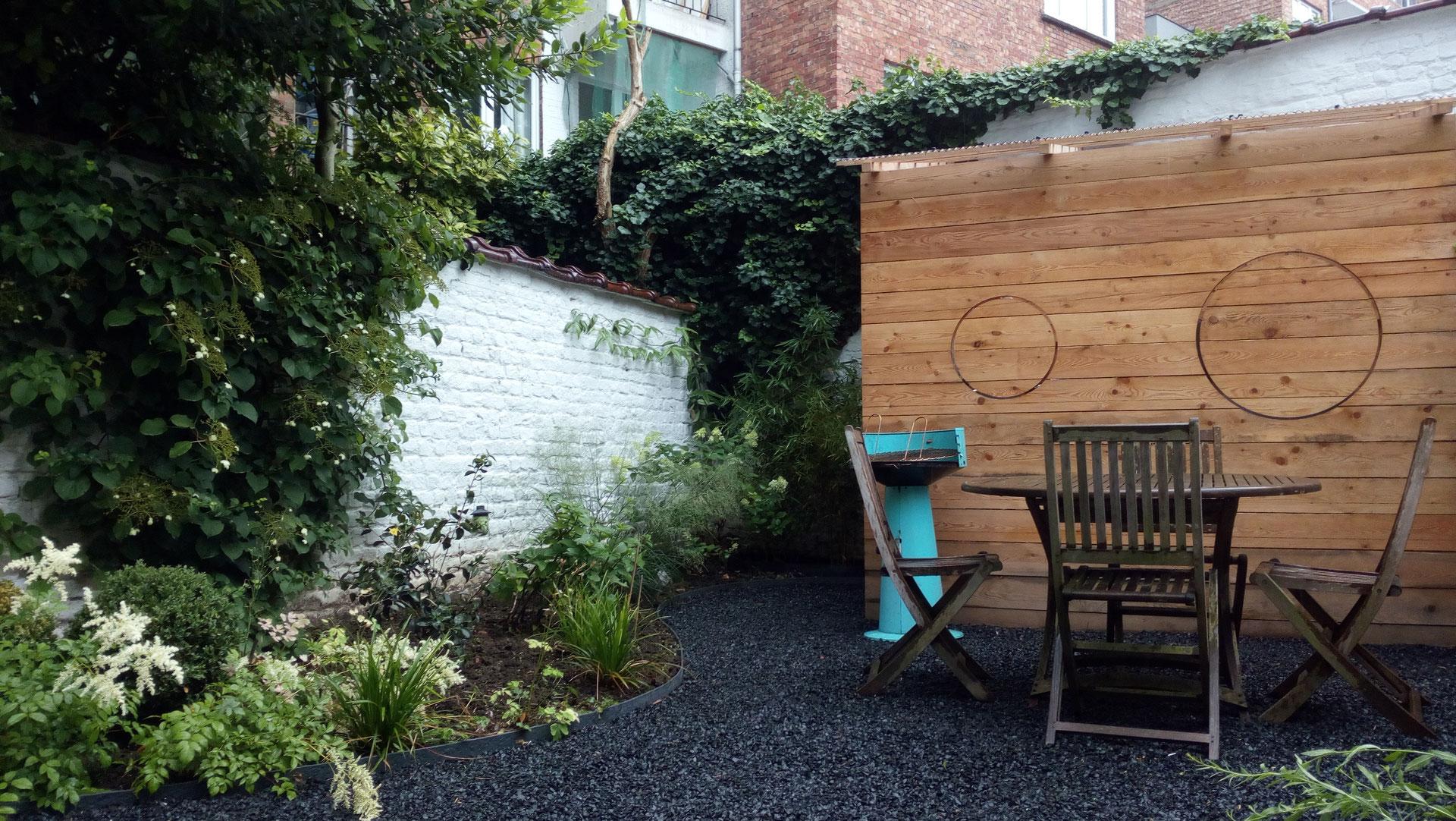 Organiser son jardin paysagiste bruxelles for Organiser jardin