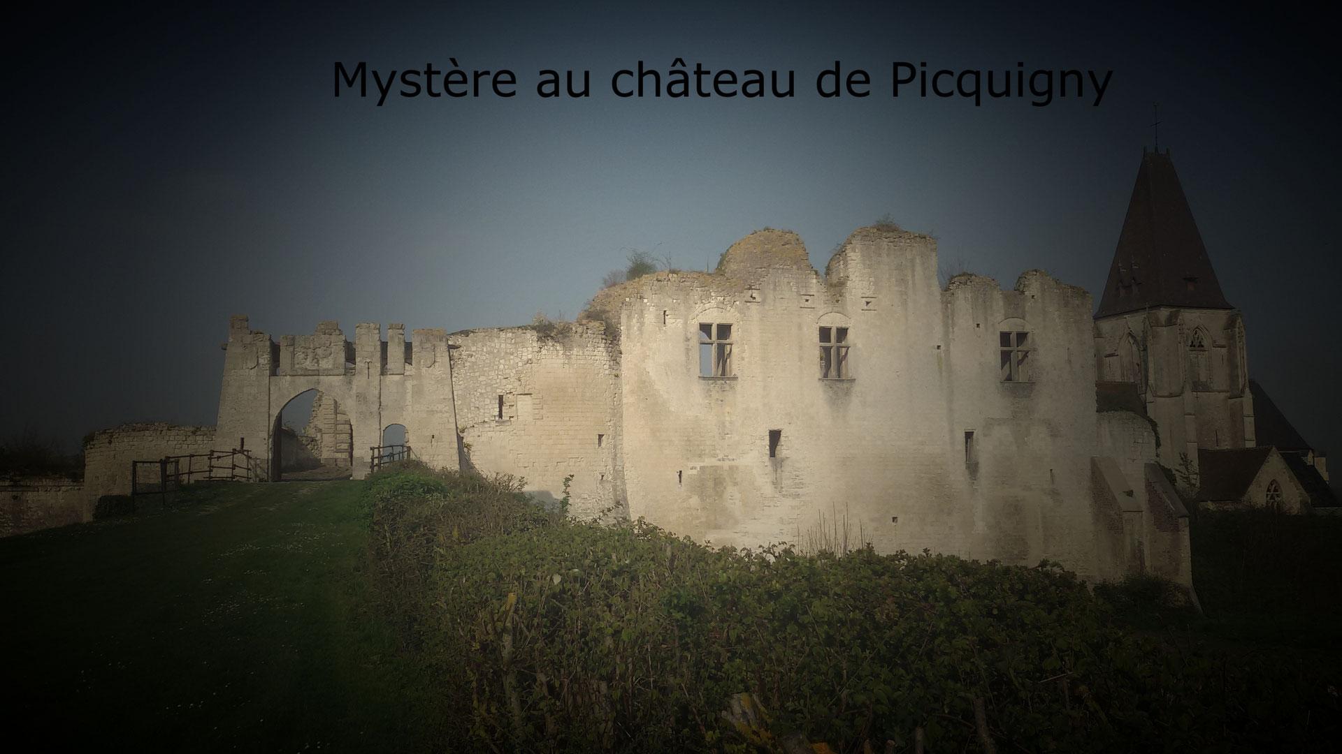 Escape Game 15km D U0026 39 Amiens  Ch U00e2teau De Picquigny