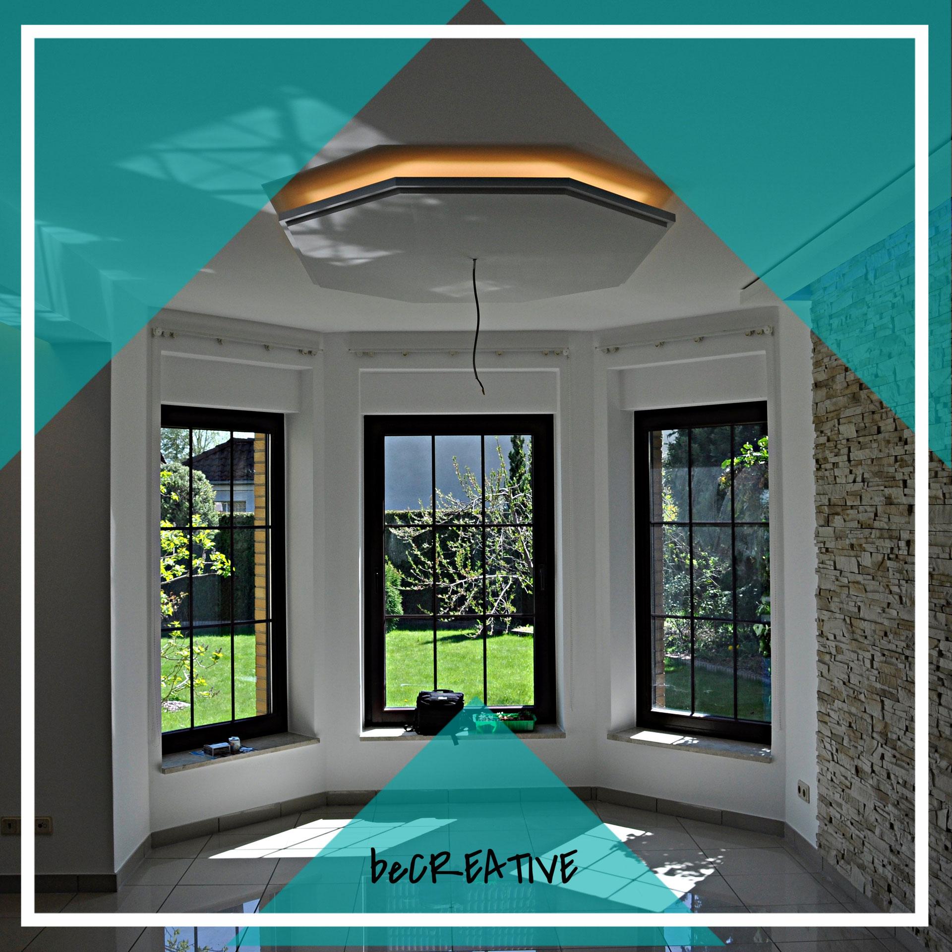Indirekte Beleuchtung Gipskarton Elegant Abgehangte Decken: INDIREKTES LICHT Direkt Und