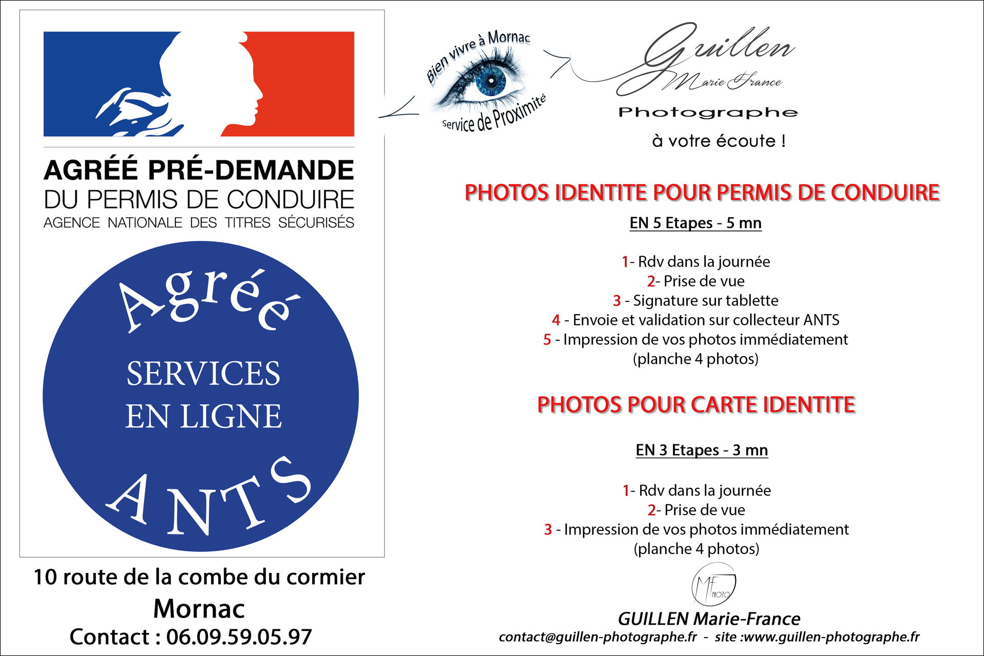 Identite Et E Photo Guillen Marie France Photographe Emotion