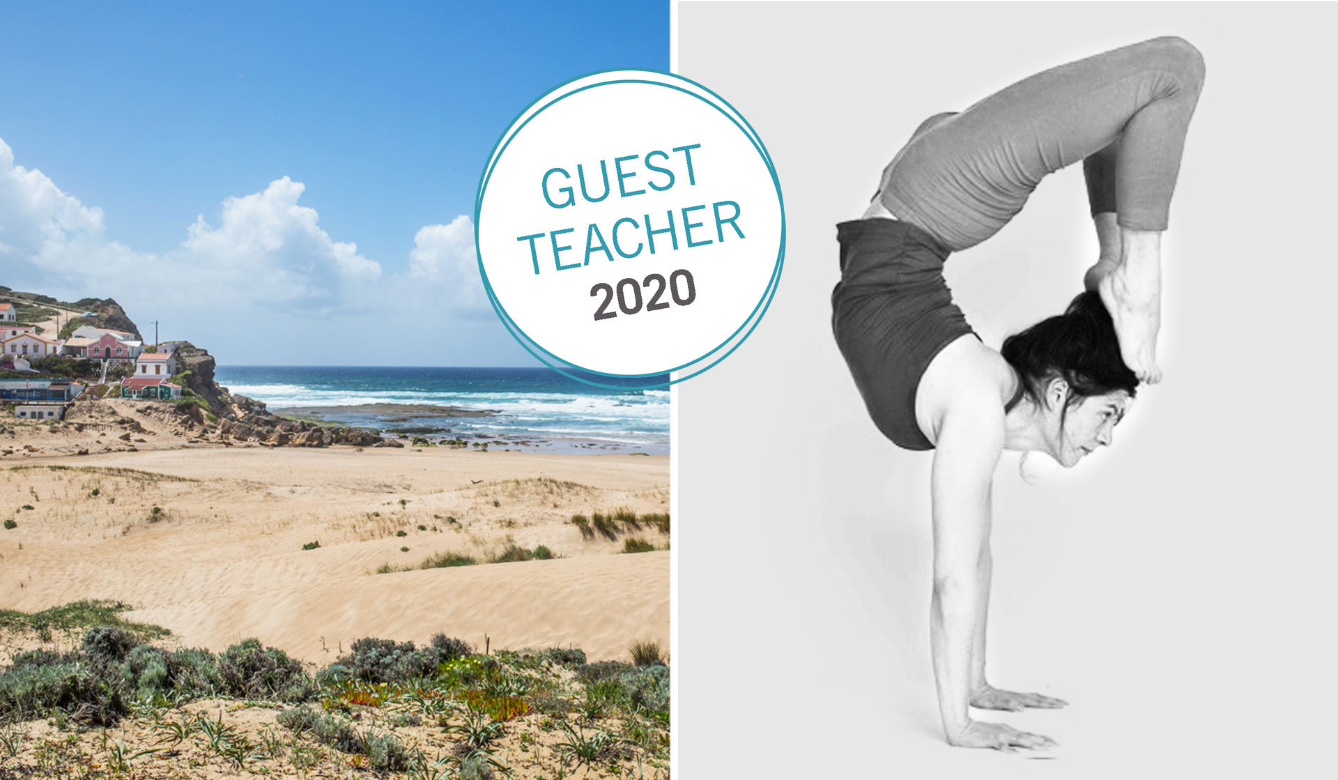 ASHTANGA YOGA WORKSHOP WITH ANNA ROSSOW SEPTEMBER 2019 IN