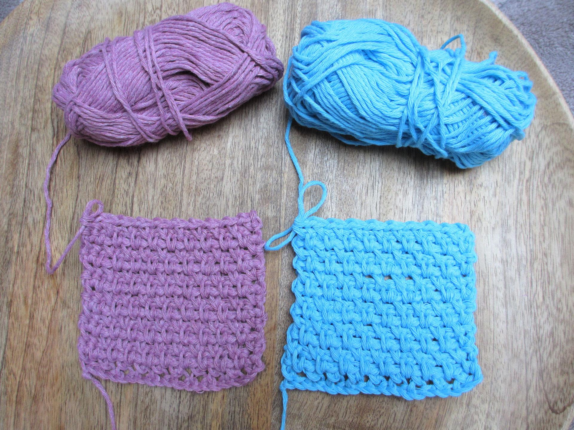 Tutorial Web Muster Häkeln Macht Glücklich Crochet Addict