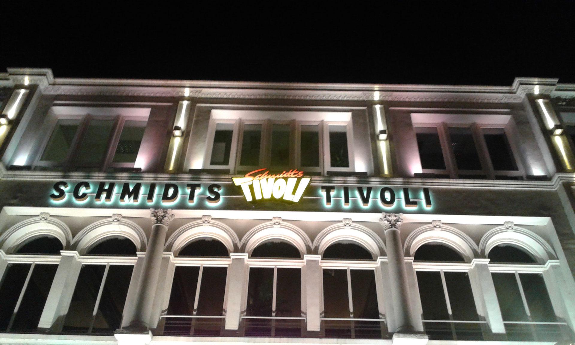 Theatermeile St Pauli