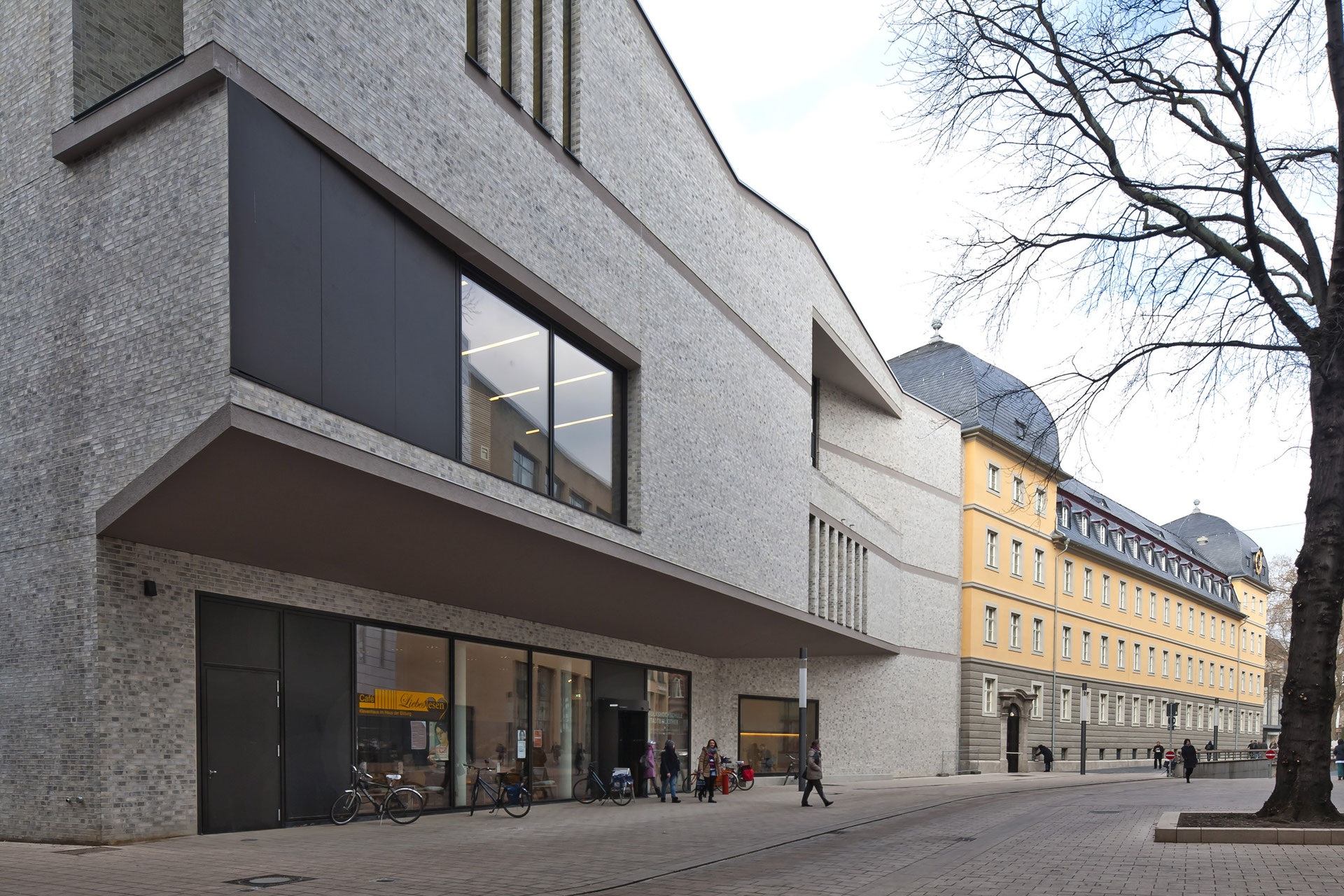 Konzert im Haus der Bildung Bonn für alle