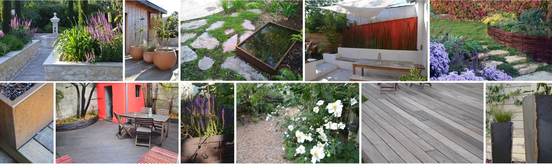 Ombellifere jardinier paysagiste sur bordeaux site de for Site de paysagiste