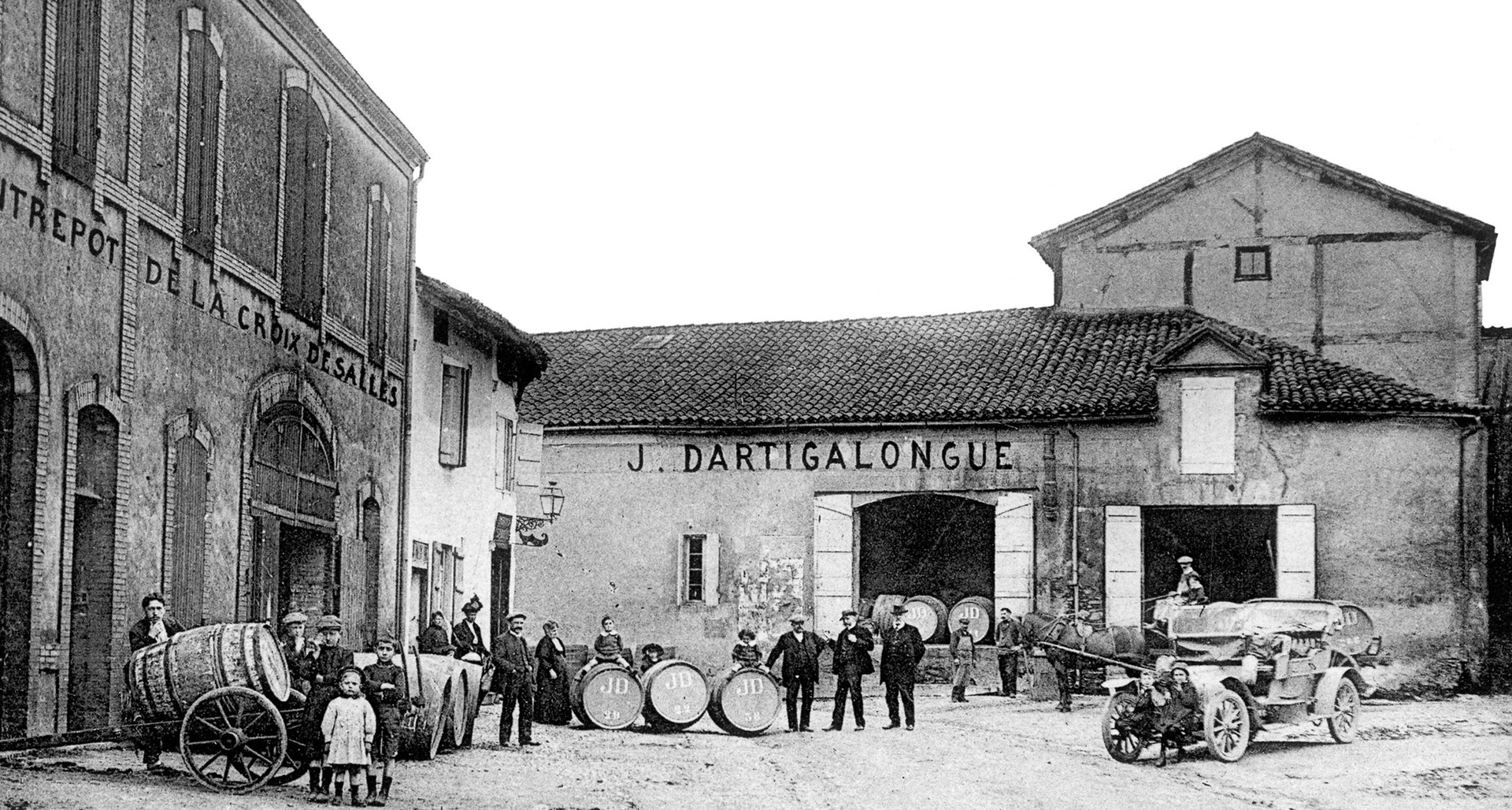 Dartigalongue Bas Armagnac - Importers of French Armagnac