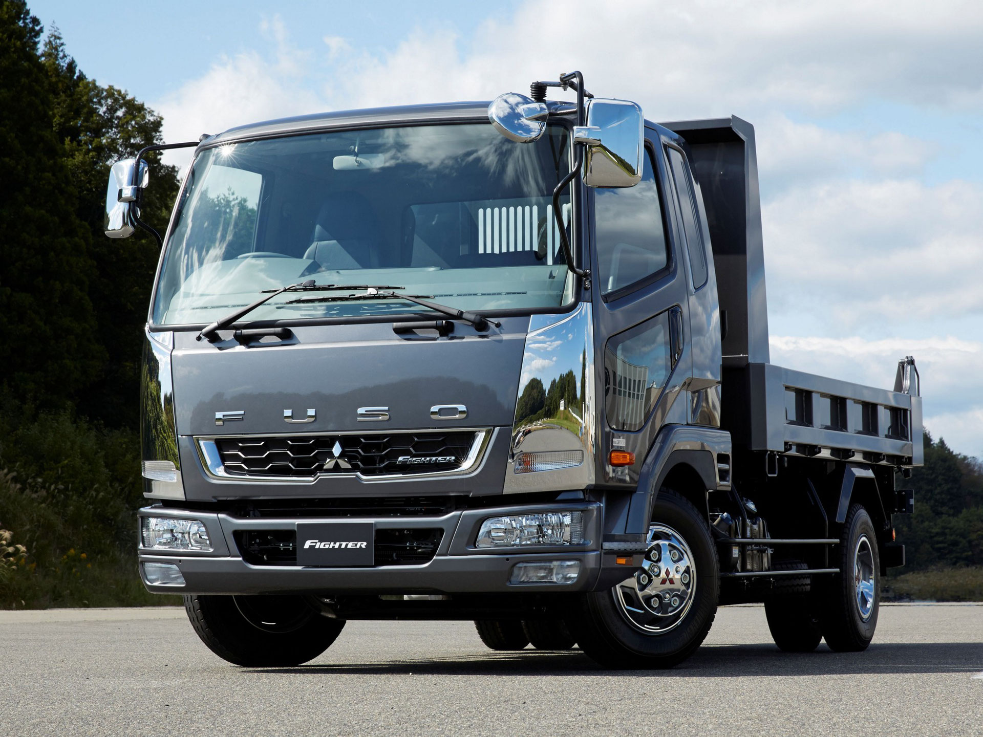 Mitsubishi Fuso on Volvo Truck Wiring Diagrams