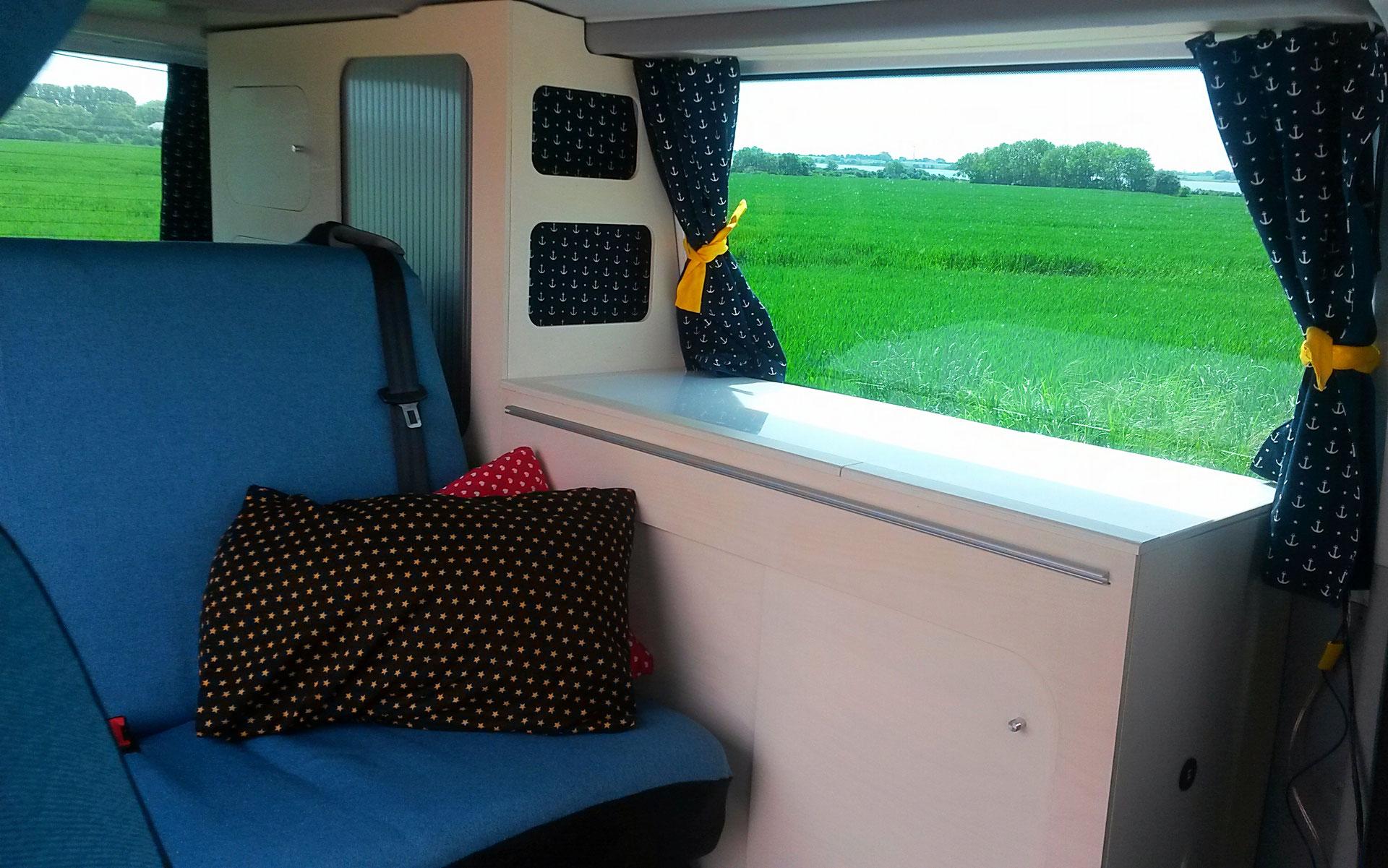 dein bus selbstausbau zum tr umen individueller. Black Bedroom Furniture Sets. Home Design Ideas