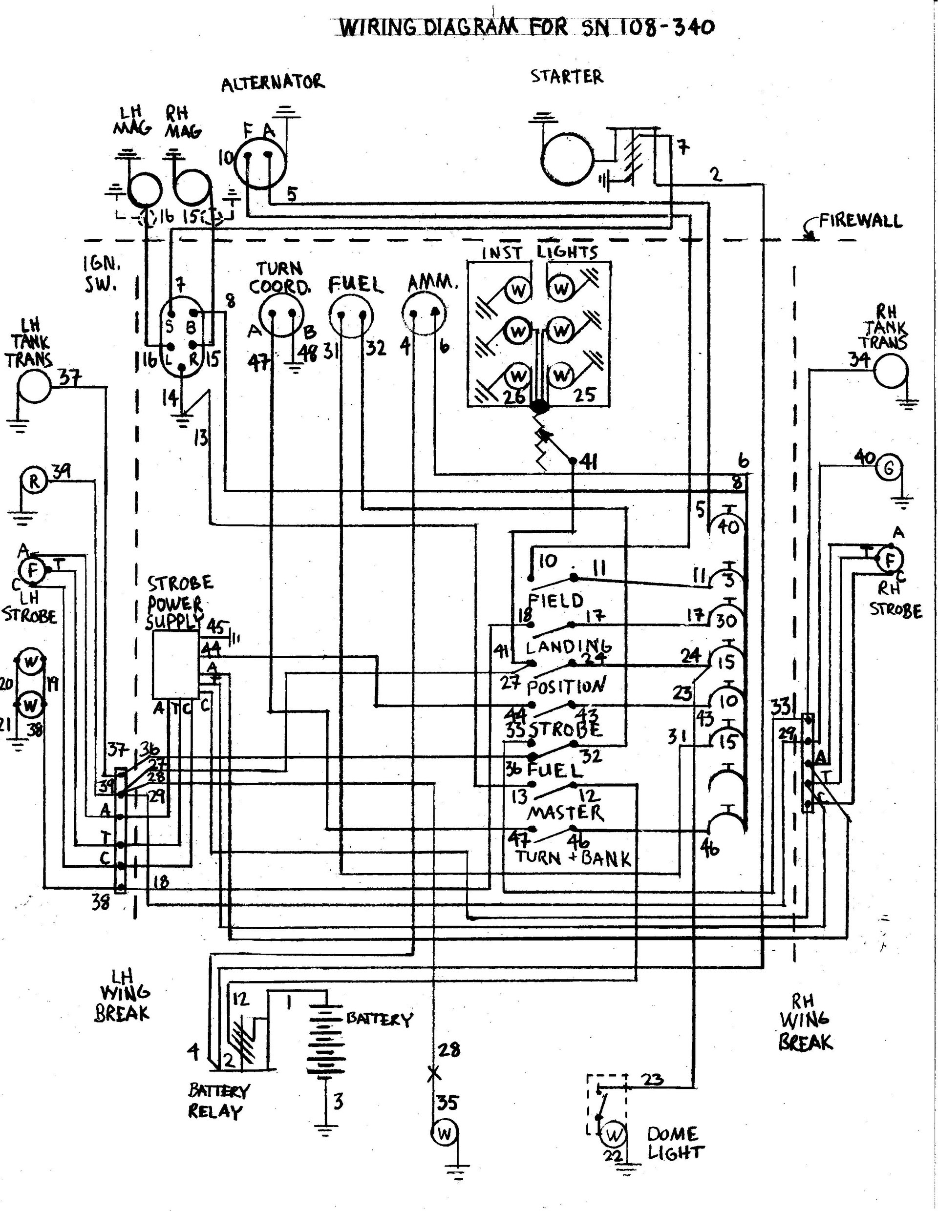 John Deere Service Repair Manuals  Wiring Schematic