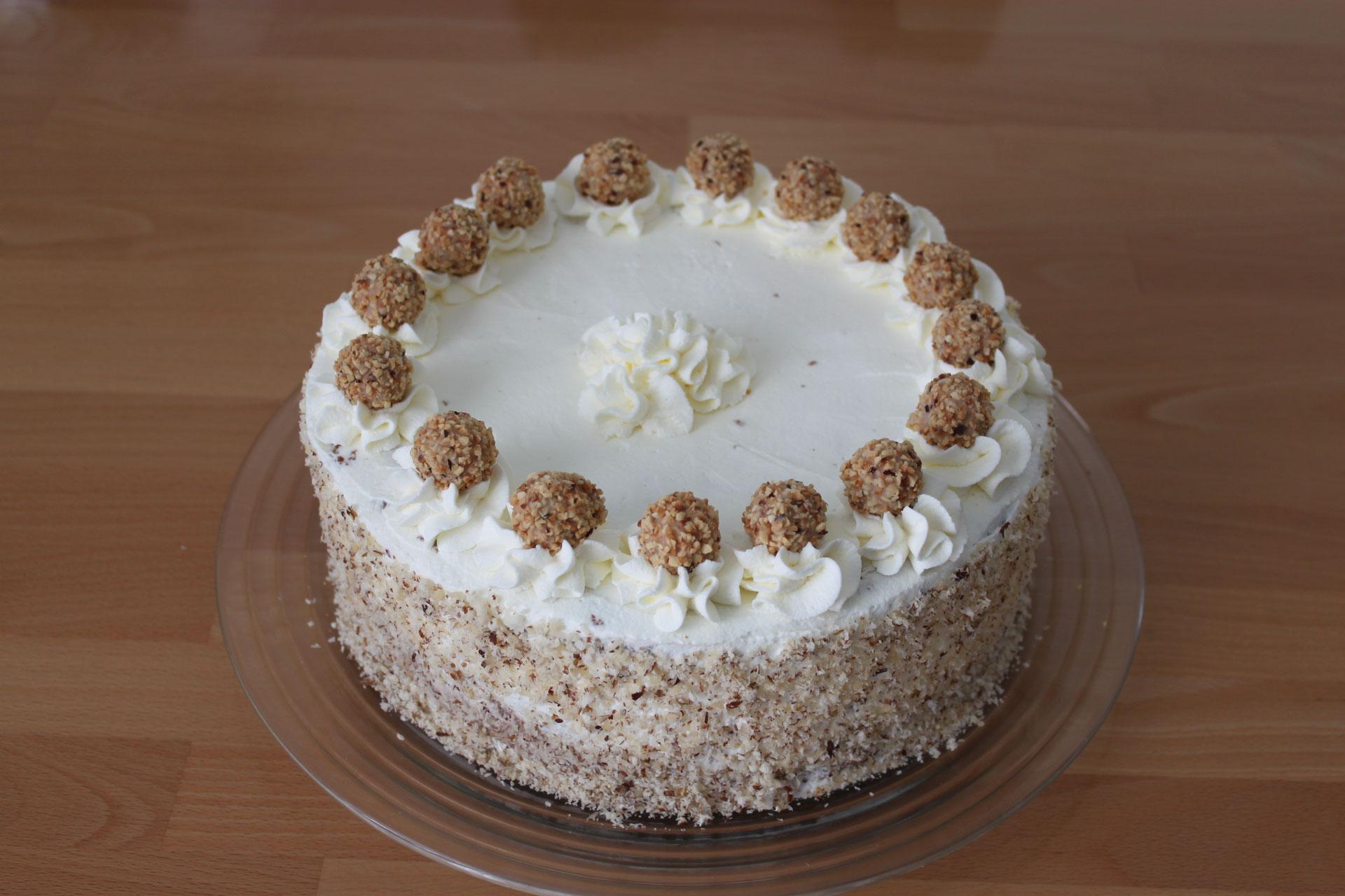 Giotto-Torte - lovelycakes Webseite!  Giotto-Torte - ...