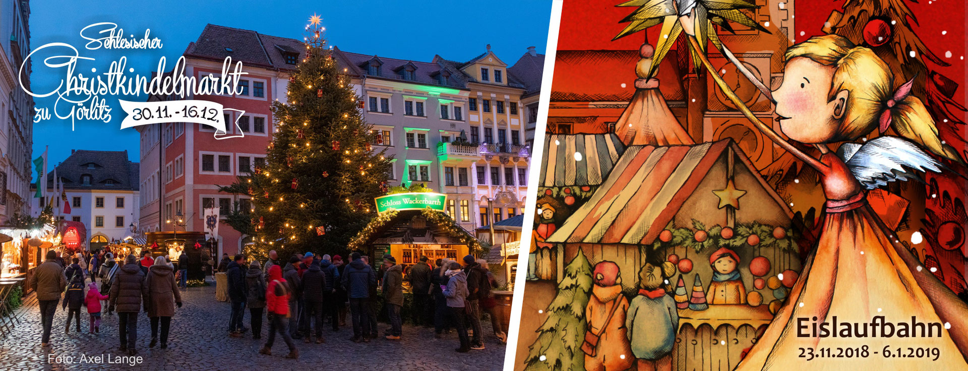 Weihnachtsmarkt Waren 2019.Romantischer Weihnachtsmarkt Schlesischer Christkindelmarkt Görlitz