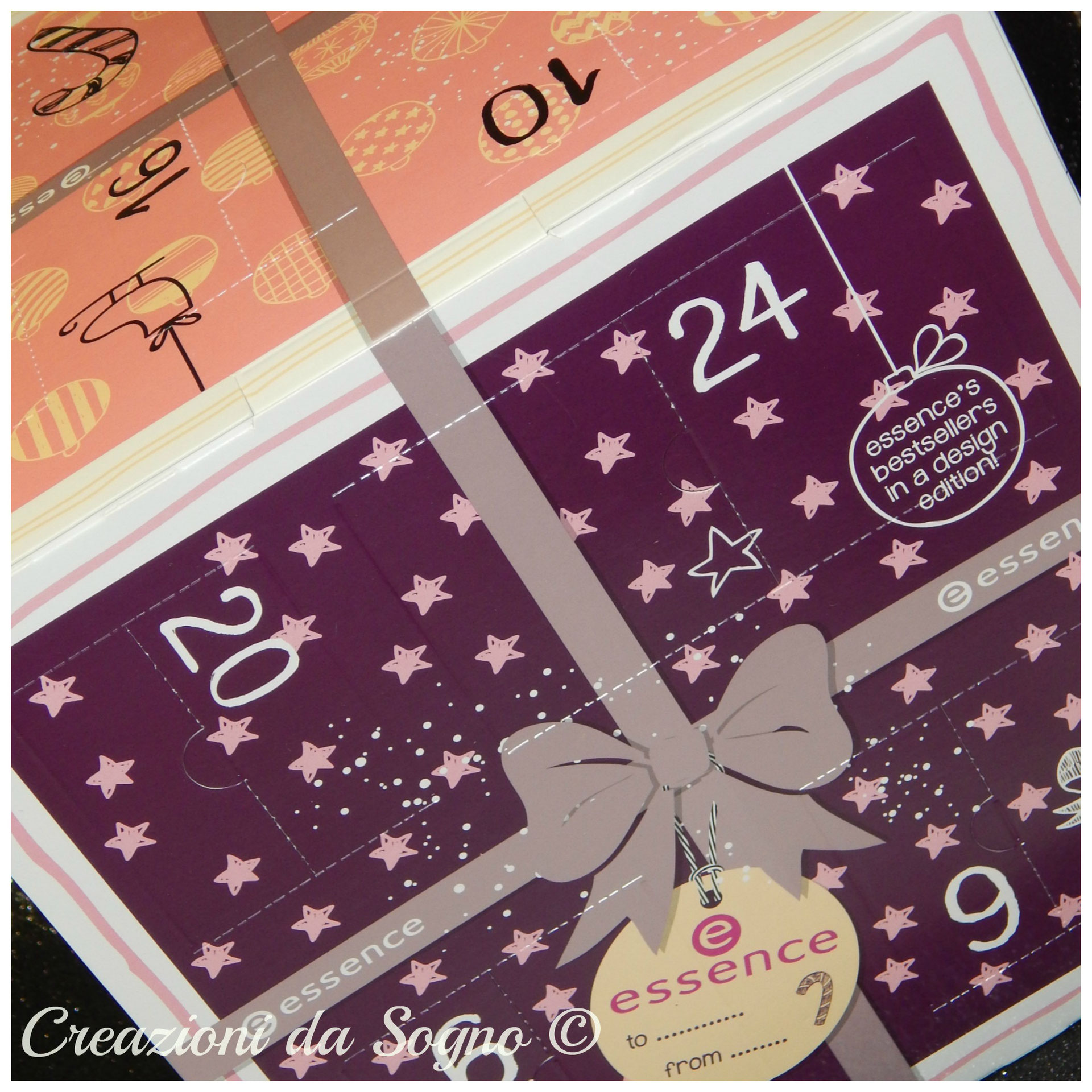 Calendario Avvento Essence.Calendario Dell Avvento Essence 2016 Recensione Makeup E