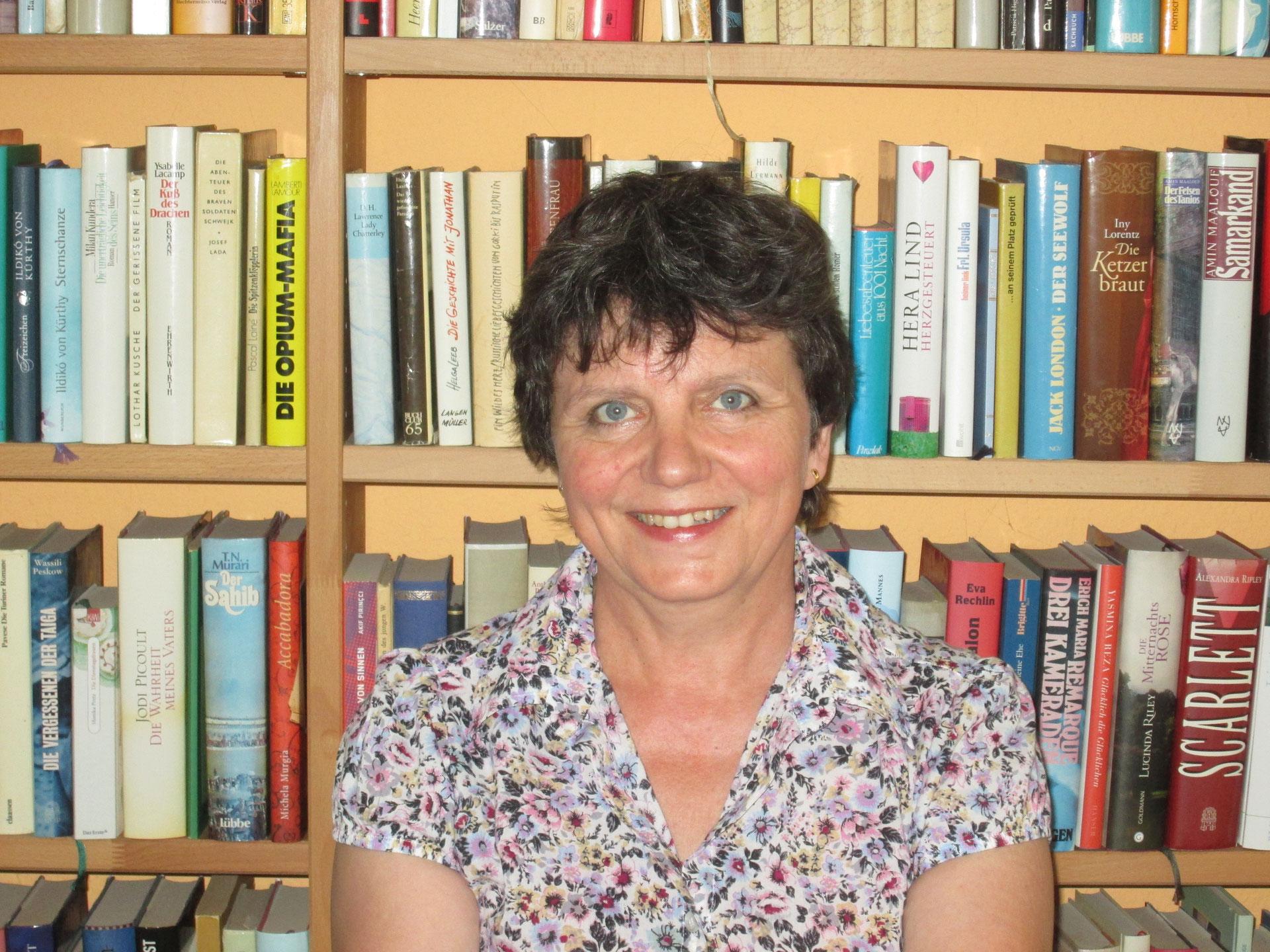 Petra Weise - Alexanders Buchcafé Leser Bücher Autoren