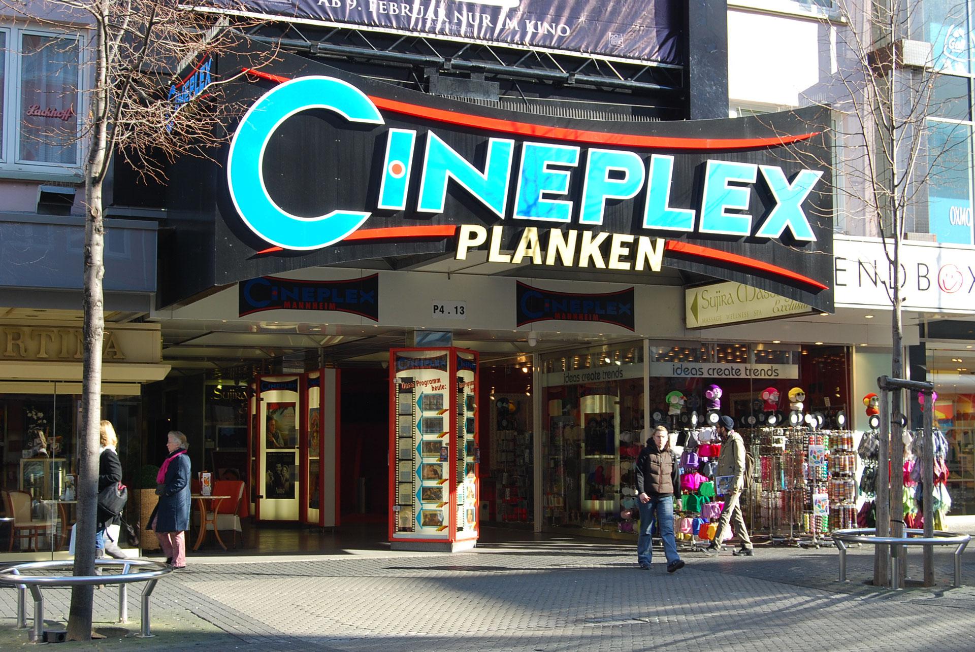 Cineplex Mannheim Mannheim