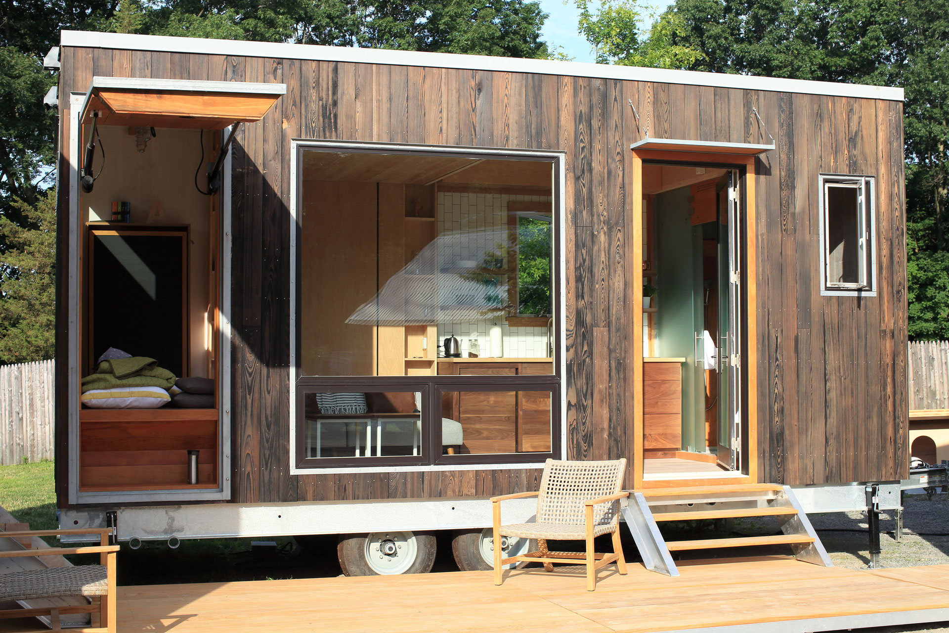 My Rolling Tiny House Planung Wohnbox Mobilhome