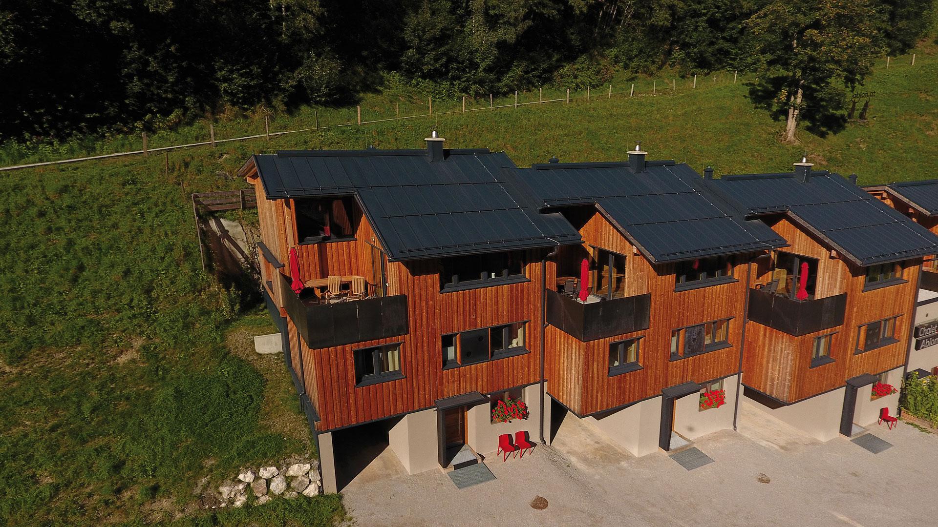 Urlaub Mit Höchstem Wohnkomfort Luxus Chalets Ablon In Saalbach