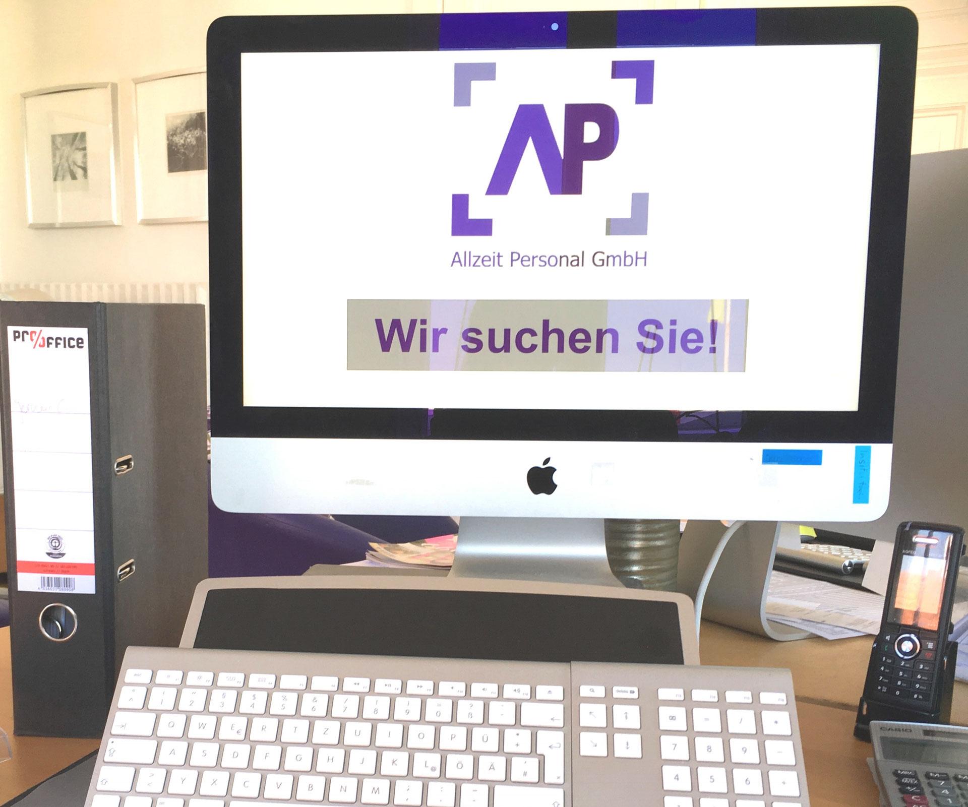 Stellenangebote - Allzeit Personal GmbH