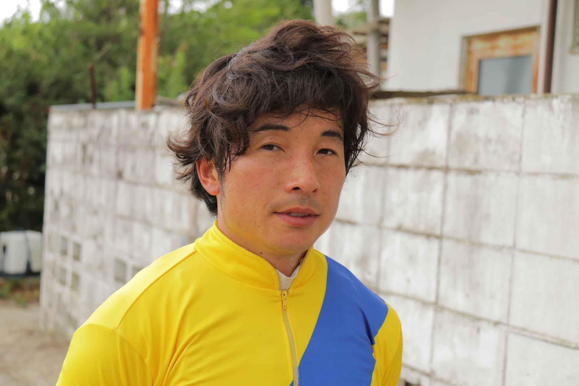 池田敏樹騎手が地方競馬通算1000勝を達成しました
