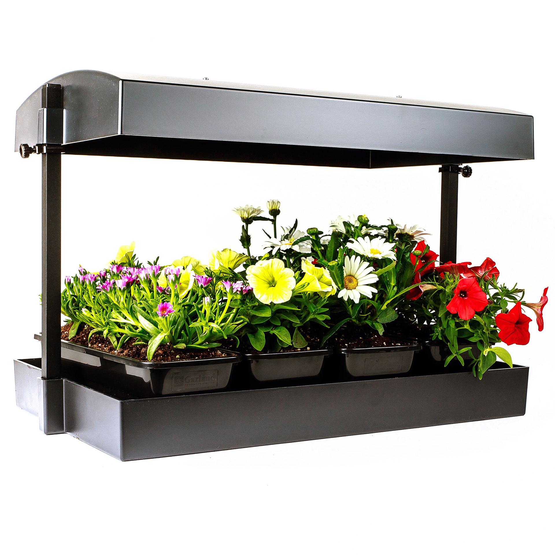 T5HO Strip Light powered Gardens - SunBlaster Lighting