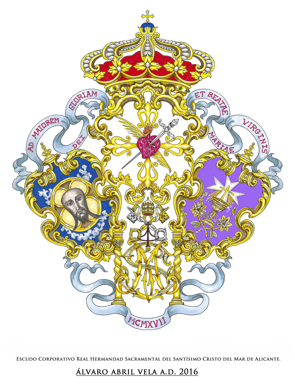 Resultado de imagen de Real Hermandad Sacramental CRISTO DEL MAR.