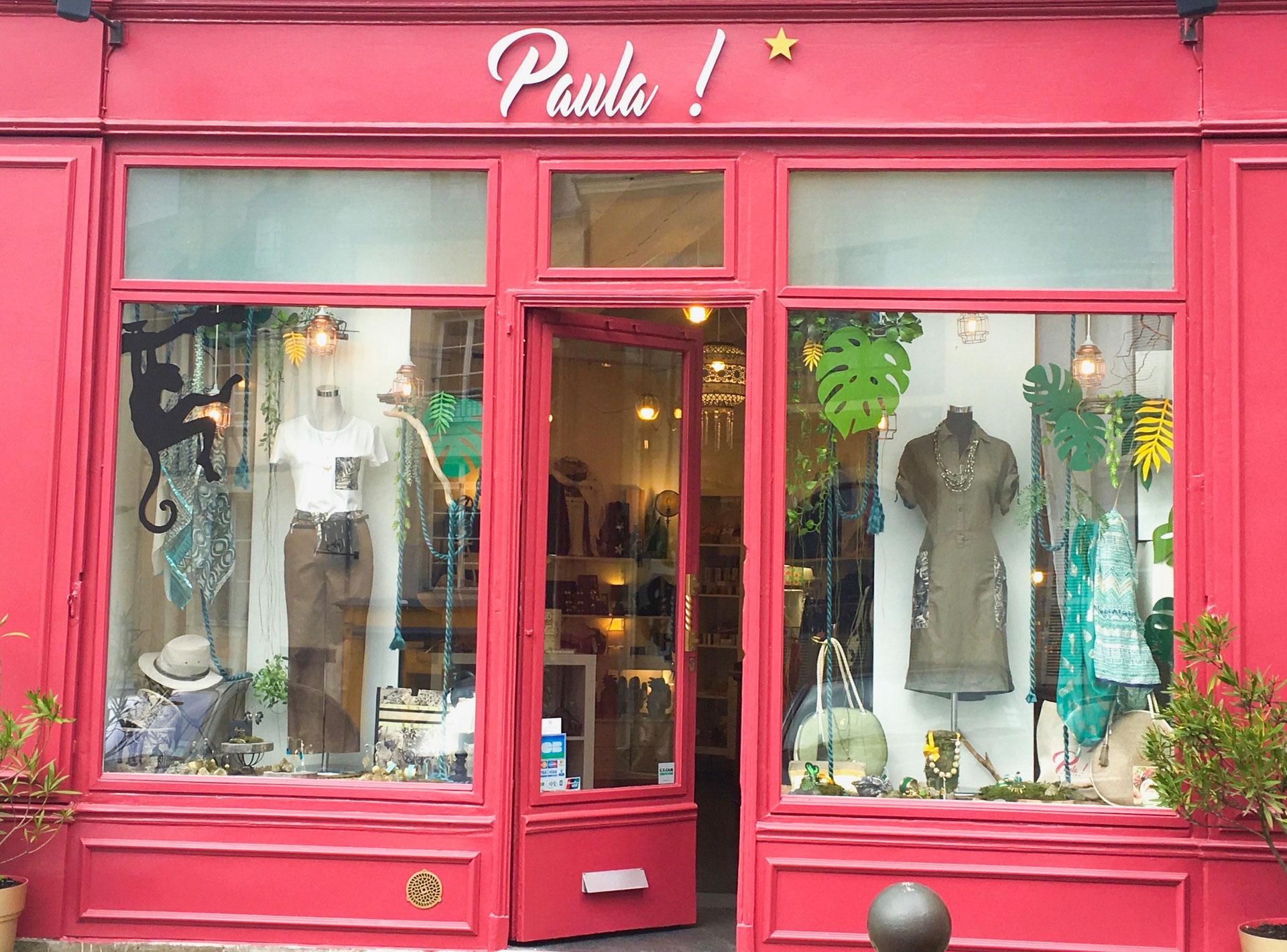 3cb90380b41 Accueil - Boutique Paula!   Les Créateurs... Le Mans