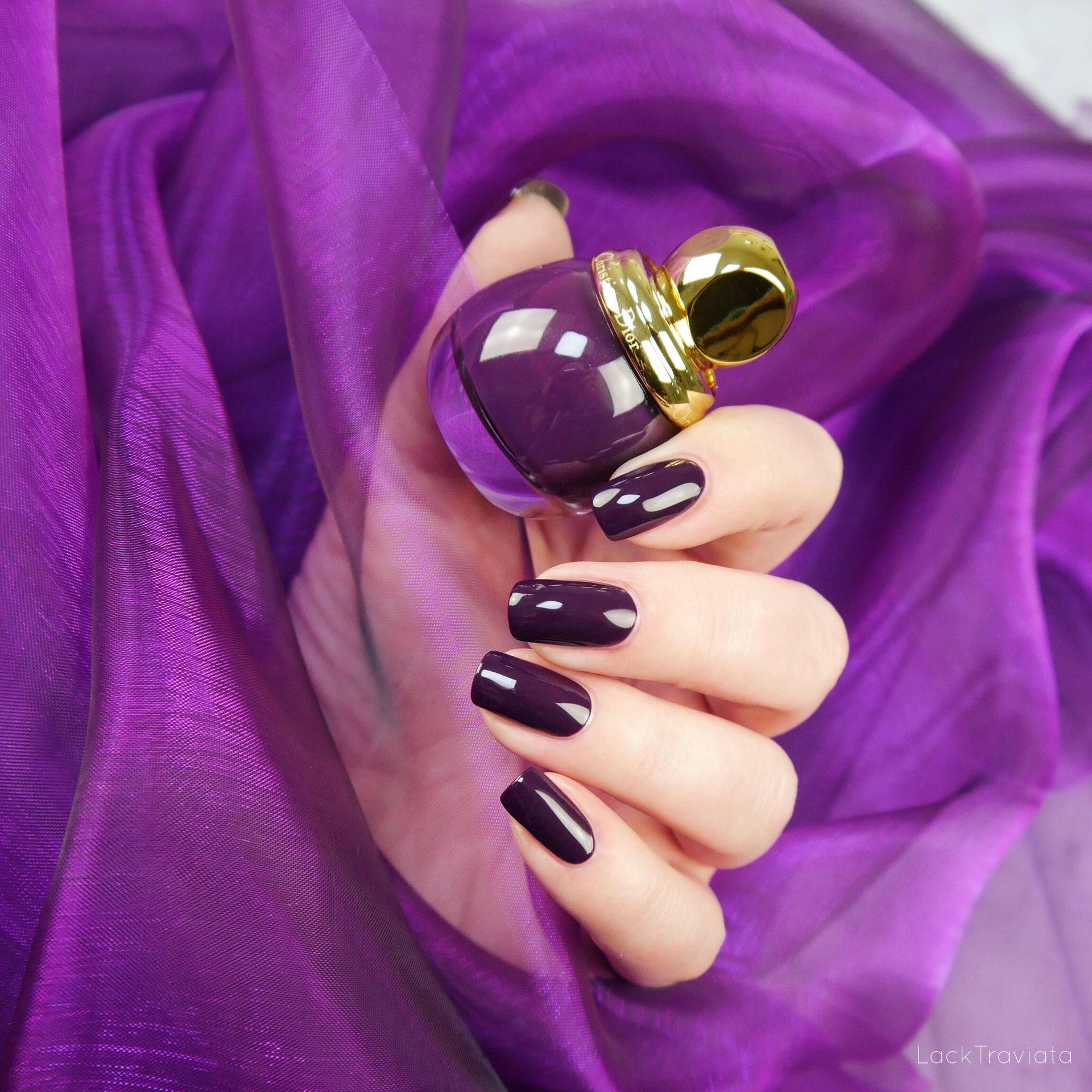 Dior • AMETHYST 998 • Diorific VERNIS • Precious Rocks Collection ...