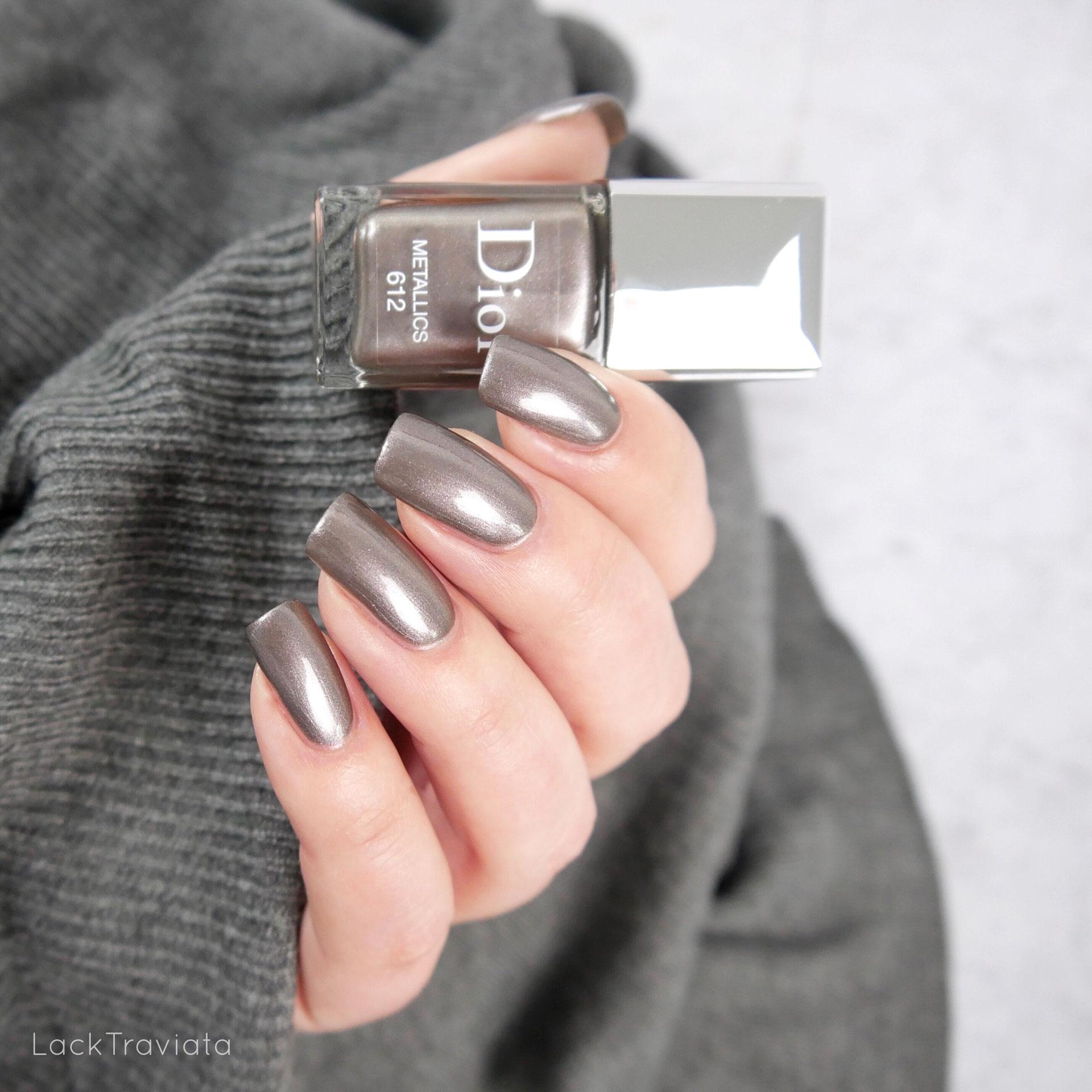 Dior • METALLICS 612 • Metallics Collection - LackTraviata ...