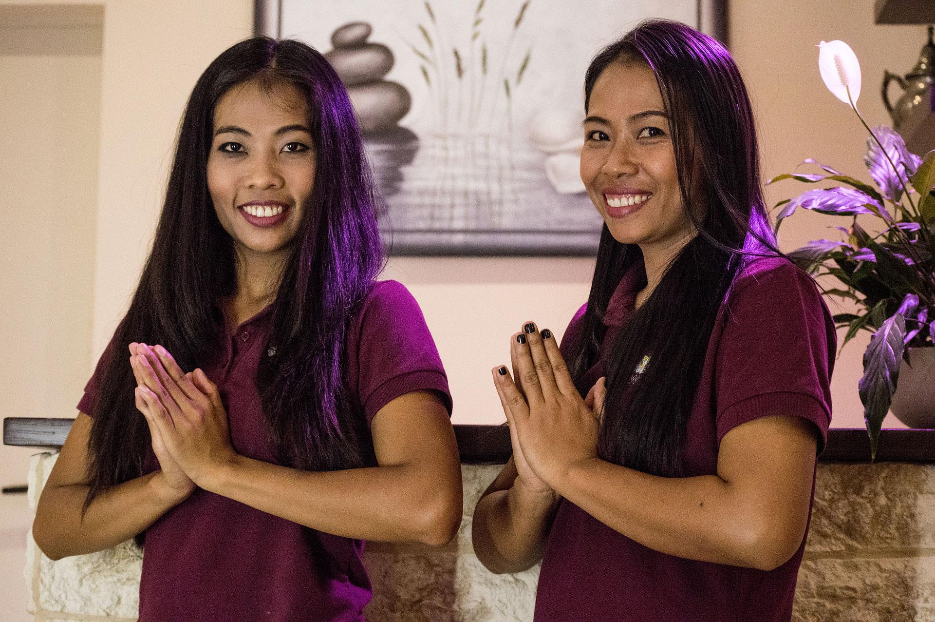 Thai massage bonlanden