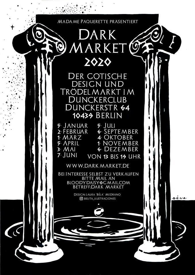 dark market berlins gothic design tr delmarkt. Black Bedroom Furniture Sets. Home Design Ideas