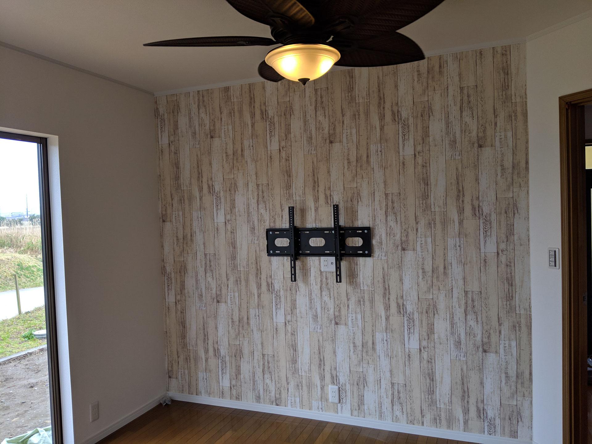 テレビ 金具 壁掛け