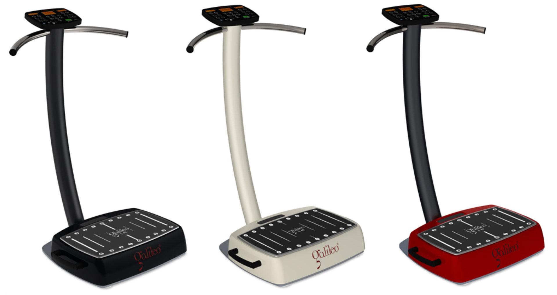 Vibrationsplatte Galileo S 40 Plus, neu & gebraucht kaufen