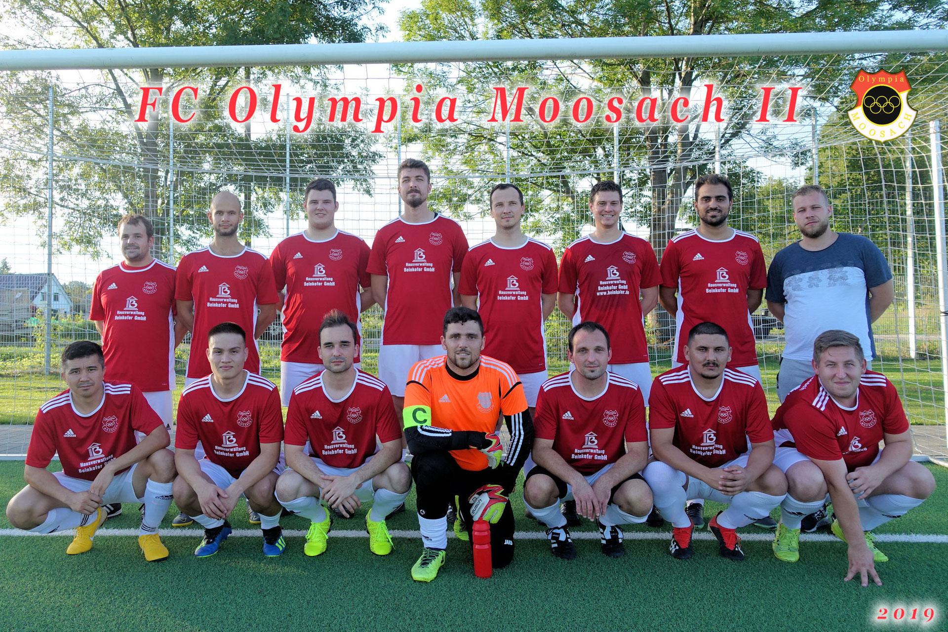 Olympia Mannschaft Fußball
