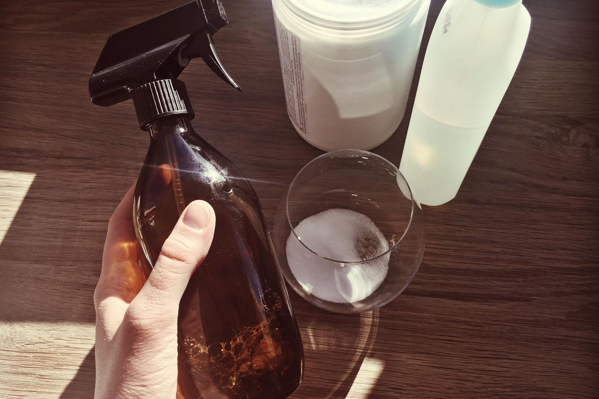 Naturliche Putzmittel Selber Machen Rezept Das Wirklich Wirkt Silke Stadler