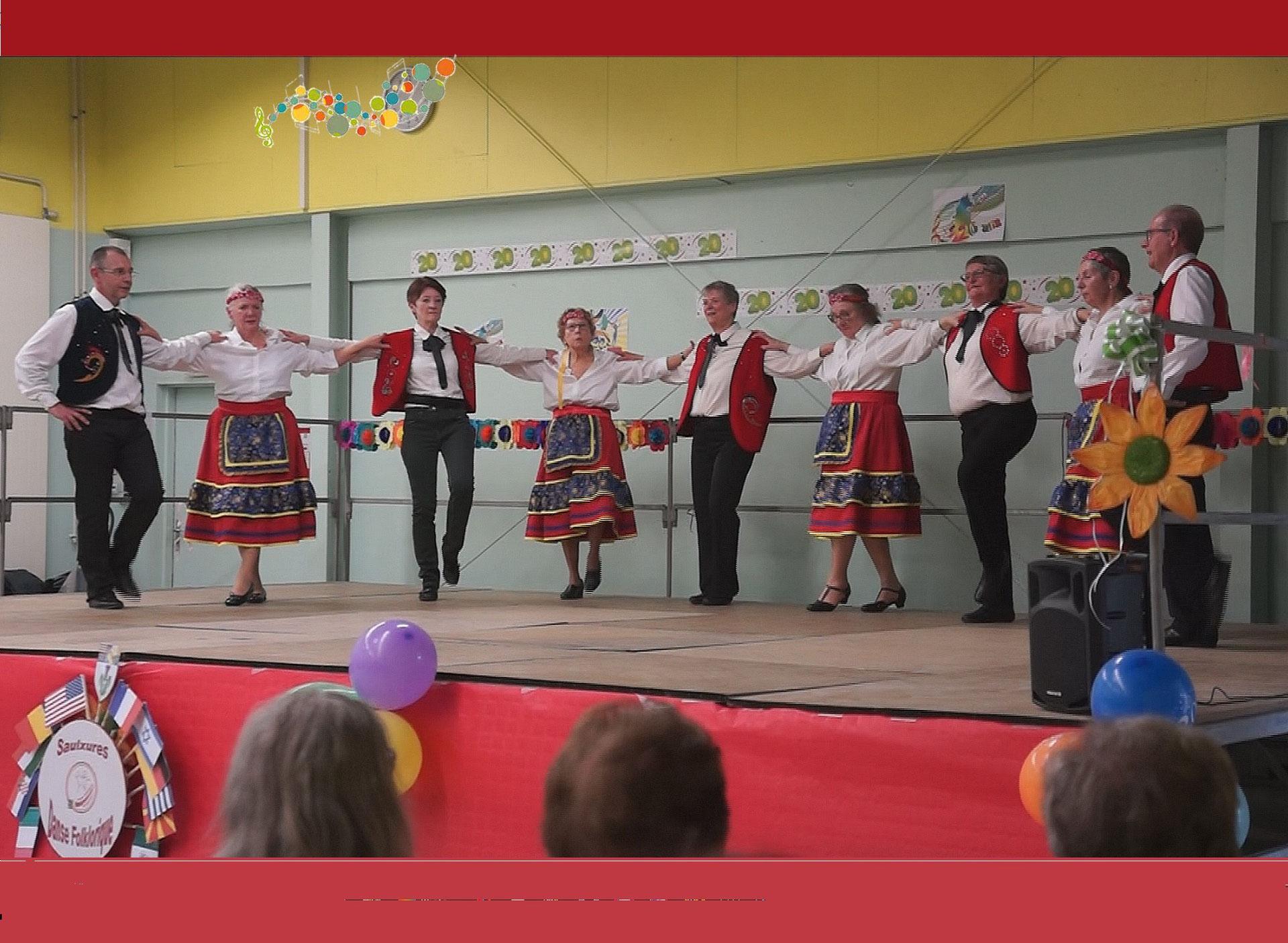 Saulxures Danse Folklorique - Saulxures Danse Folklorique