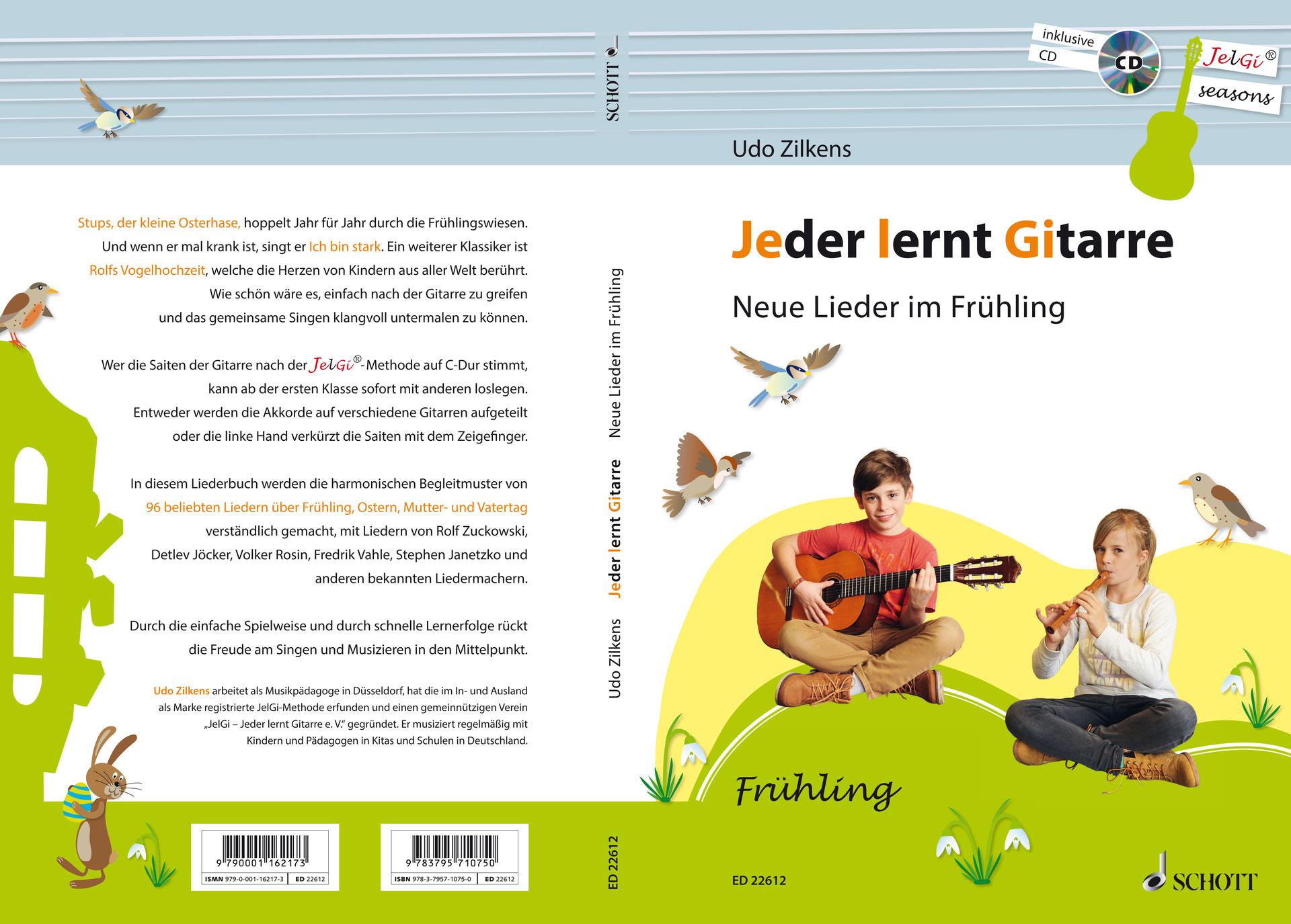 Neue Lieder Im Fruehling Jelgi