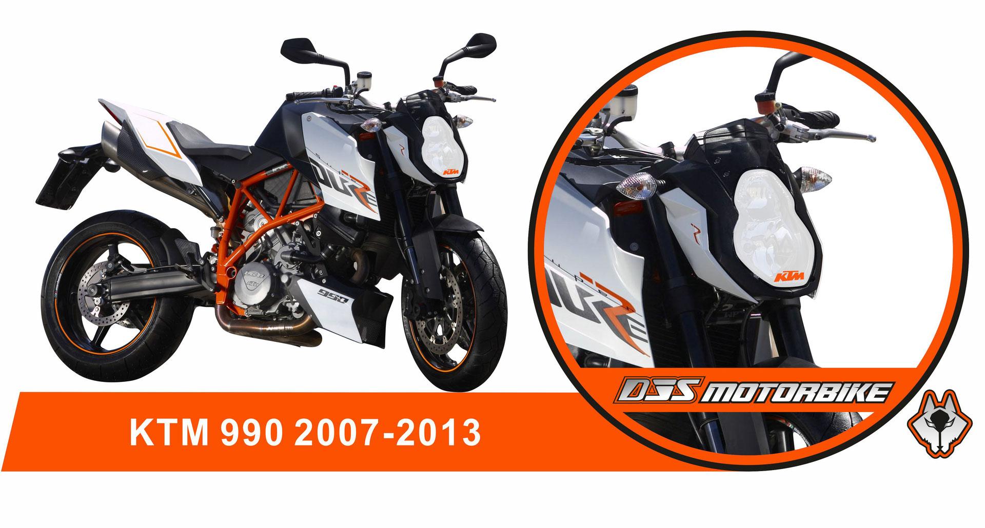 ktm superduke 990 2007-2013
